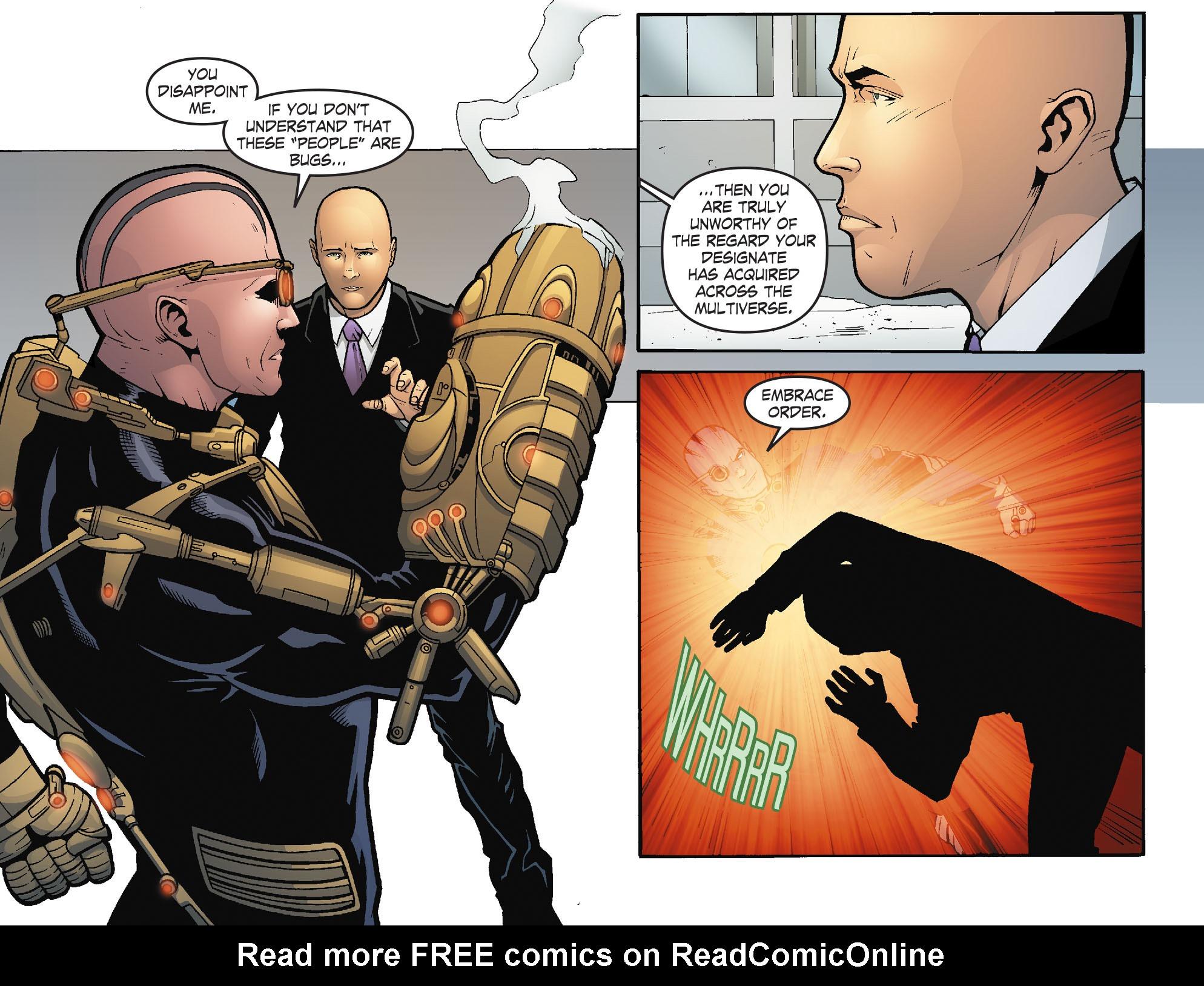 Read online Smallville: Alien comic -  Issue #6 - 16