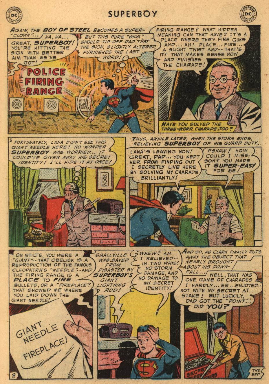 Superboy (1949) issue 45 - Page 17