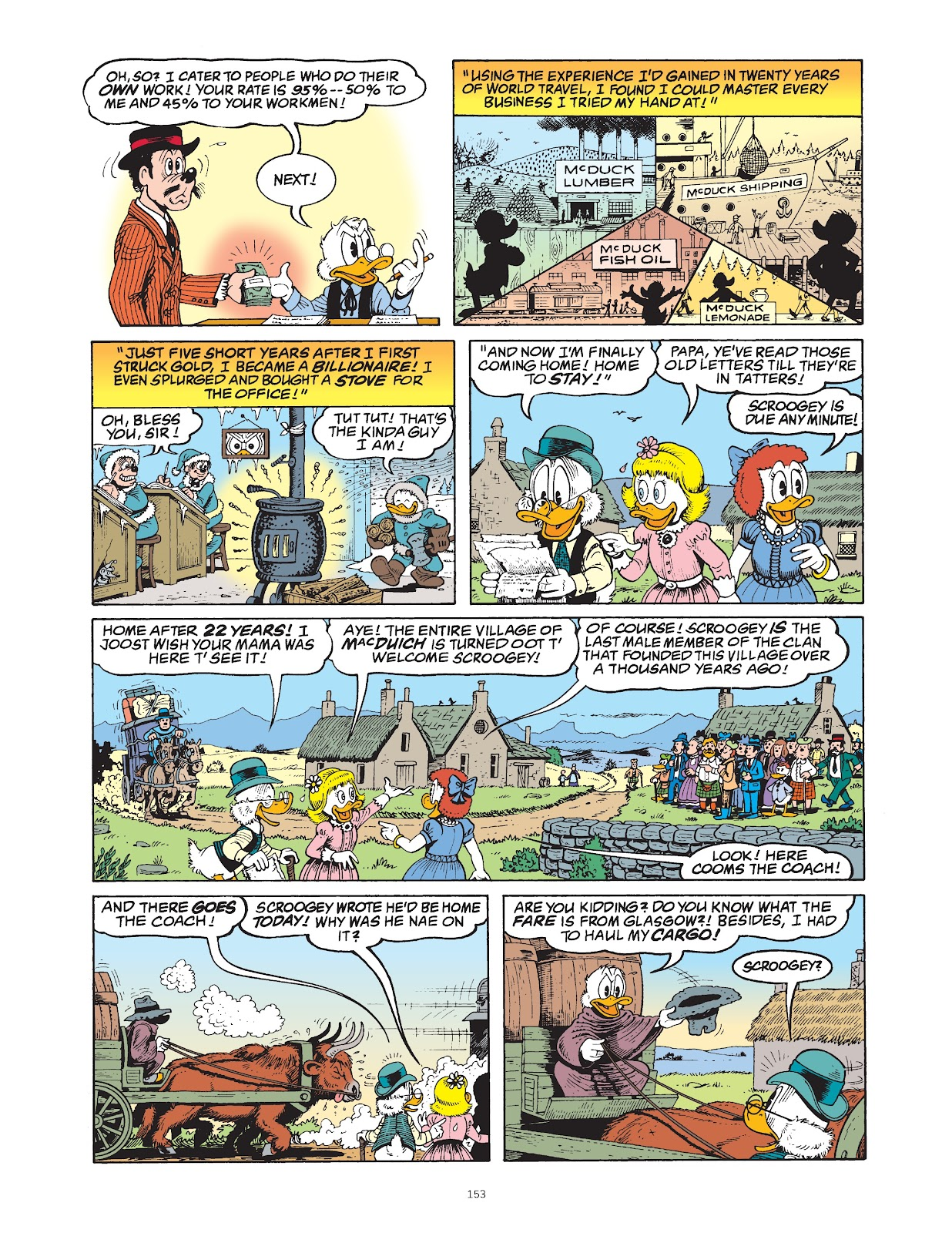 Read online The Complete Life and Times of Scrooge McDuck comic -  Issue # TPB 1 (Part 2) - 50