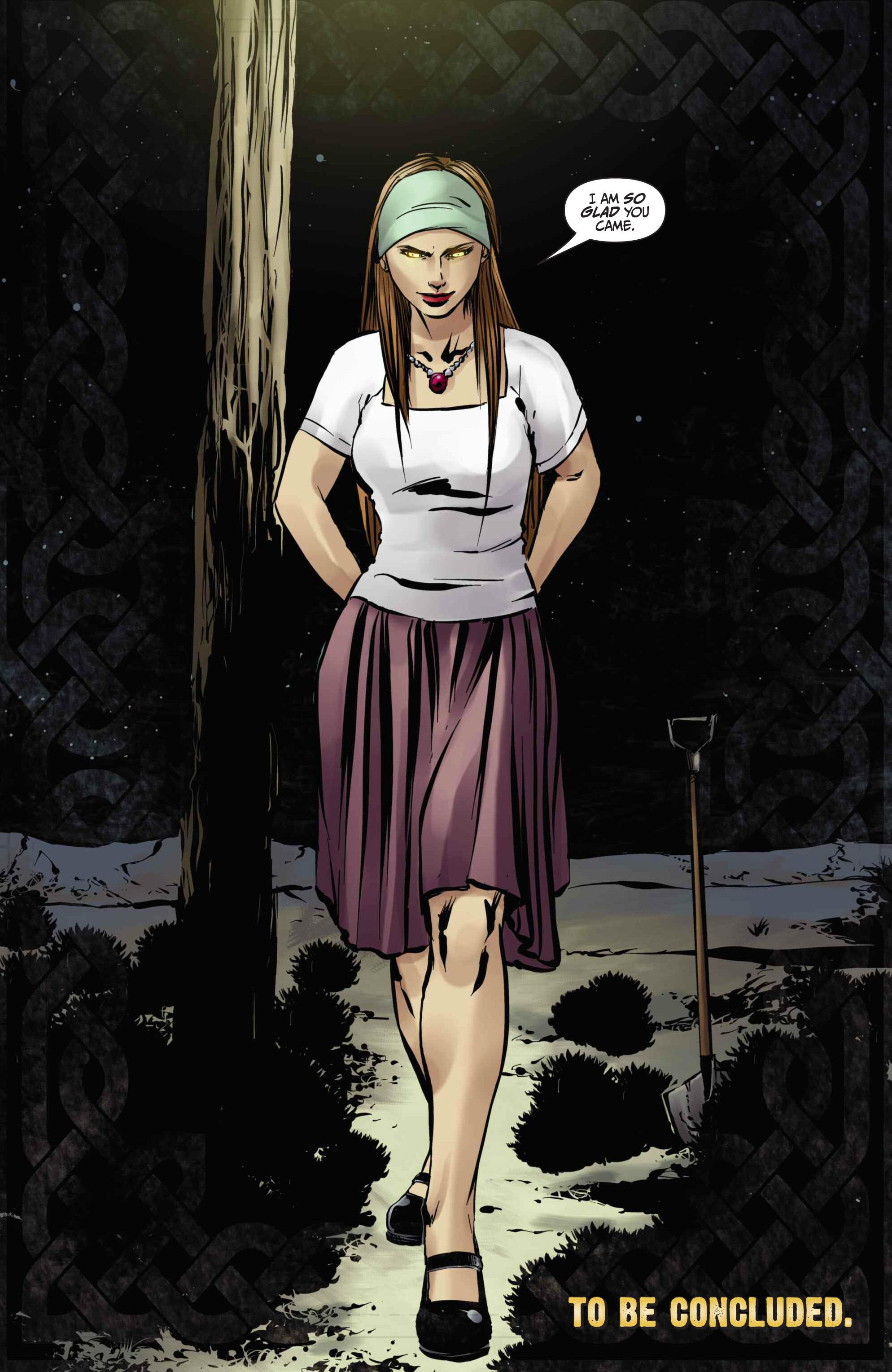 Read online Mercy Thompson comic -  Issue #5 - 23