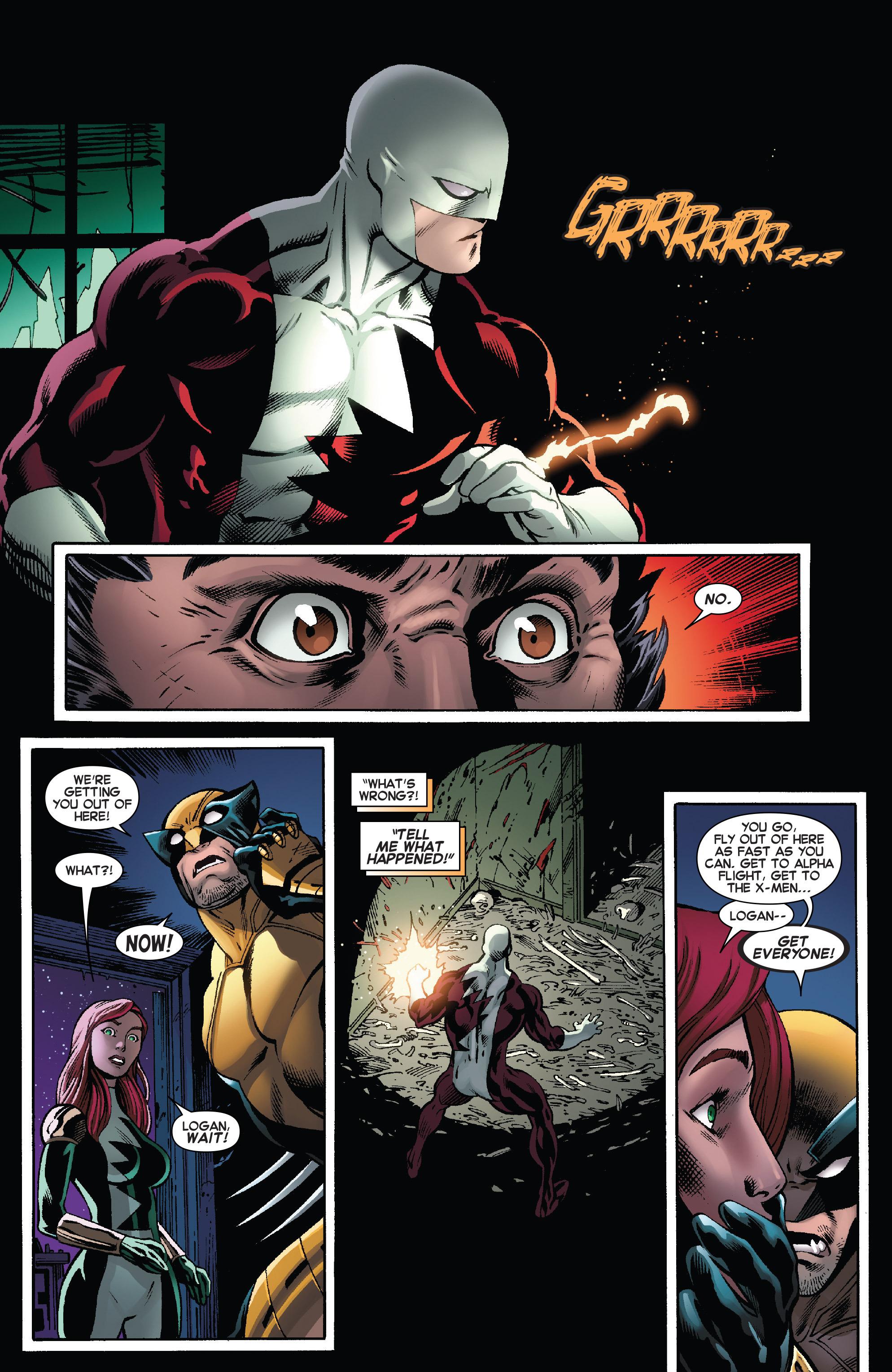 Read online Amazing X-Men (2014) comic -  Issue #8 - 14