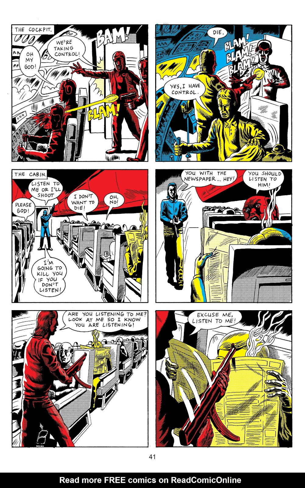 Read online Terror Assaulter: O.M.W.O.T (One Man War On Terror) comic -  Issue # TPB - 41