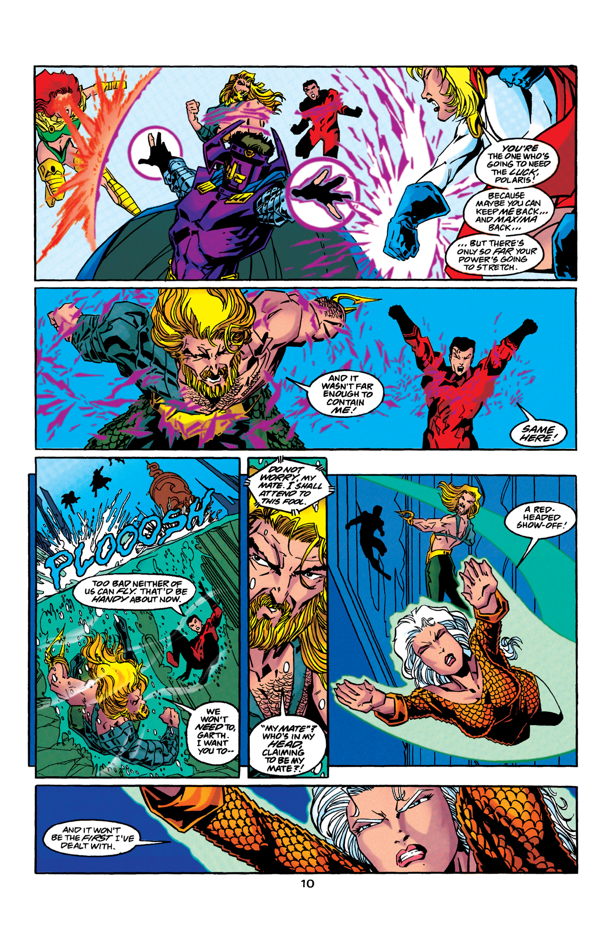 Read online Aquaman (1994) comic -  Issue #41 - 11