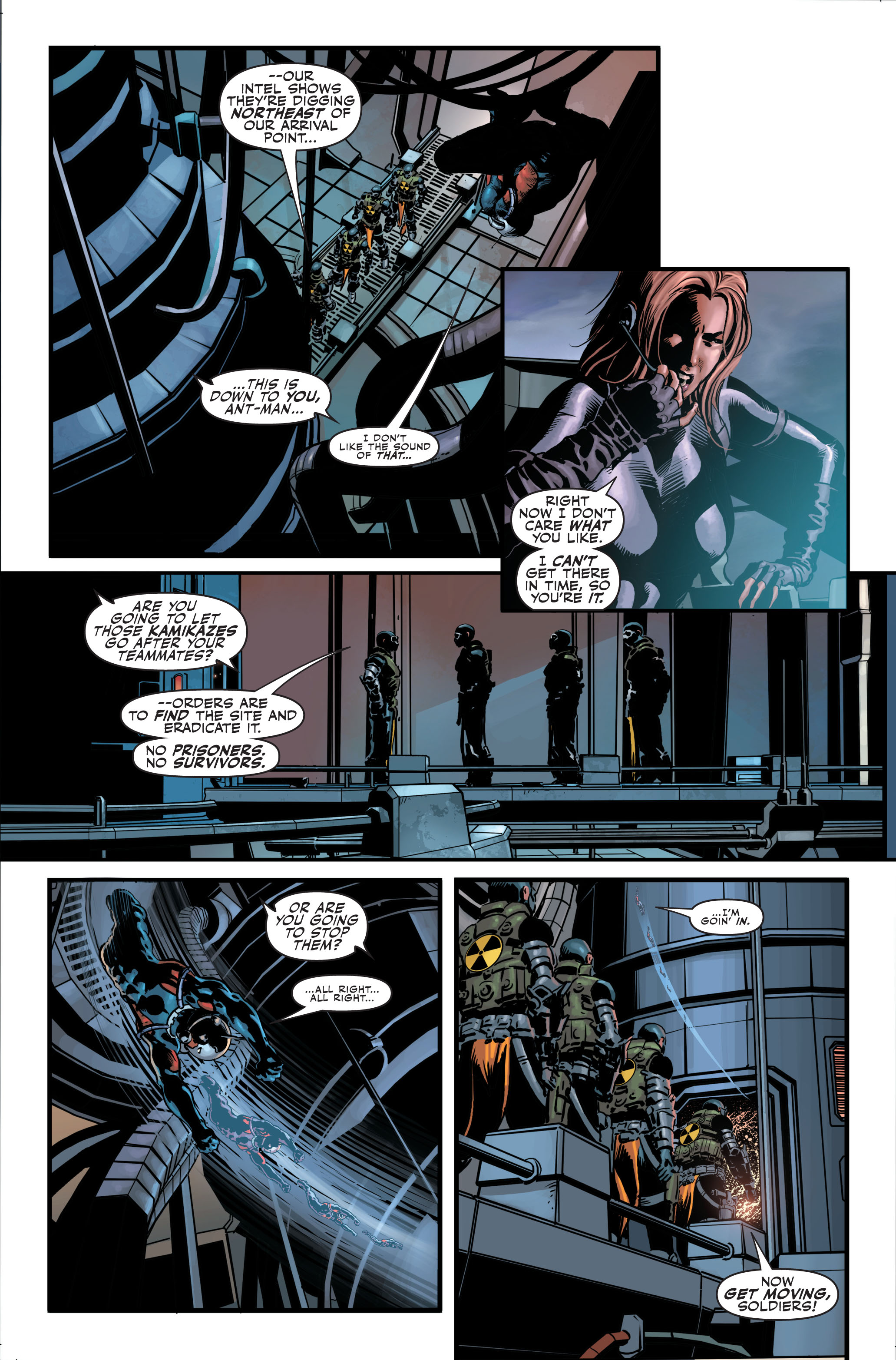 Read online Secret Avengers (2010) comic -  Issue #4 - 12