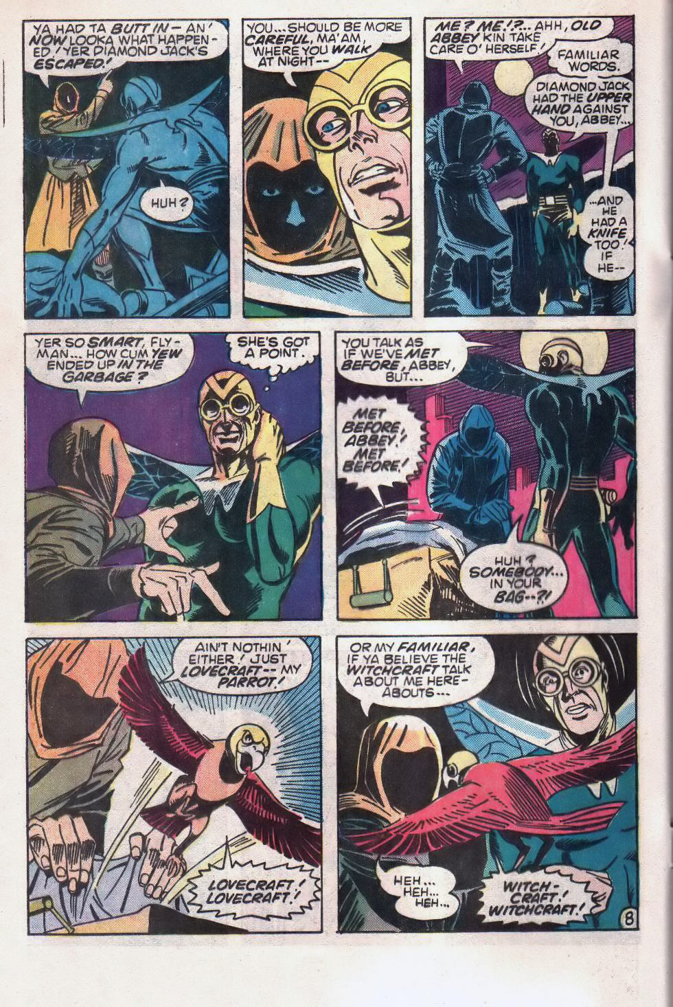 Read online The Fly (1983) comic -  Issue #2 - 18