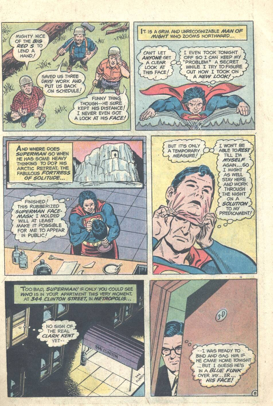 Read online Action Comics (1938) comic -  Issue #453 - 10