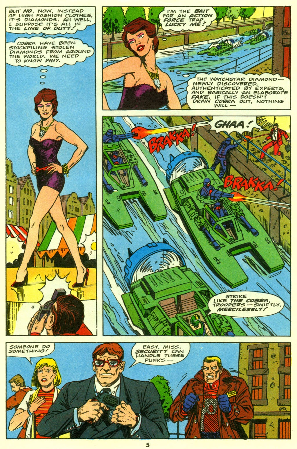G.I. Joe European Missions issue 9 - Page 6