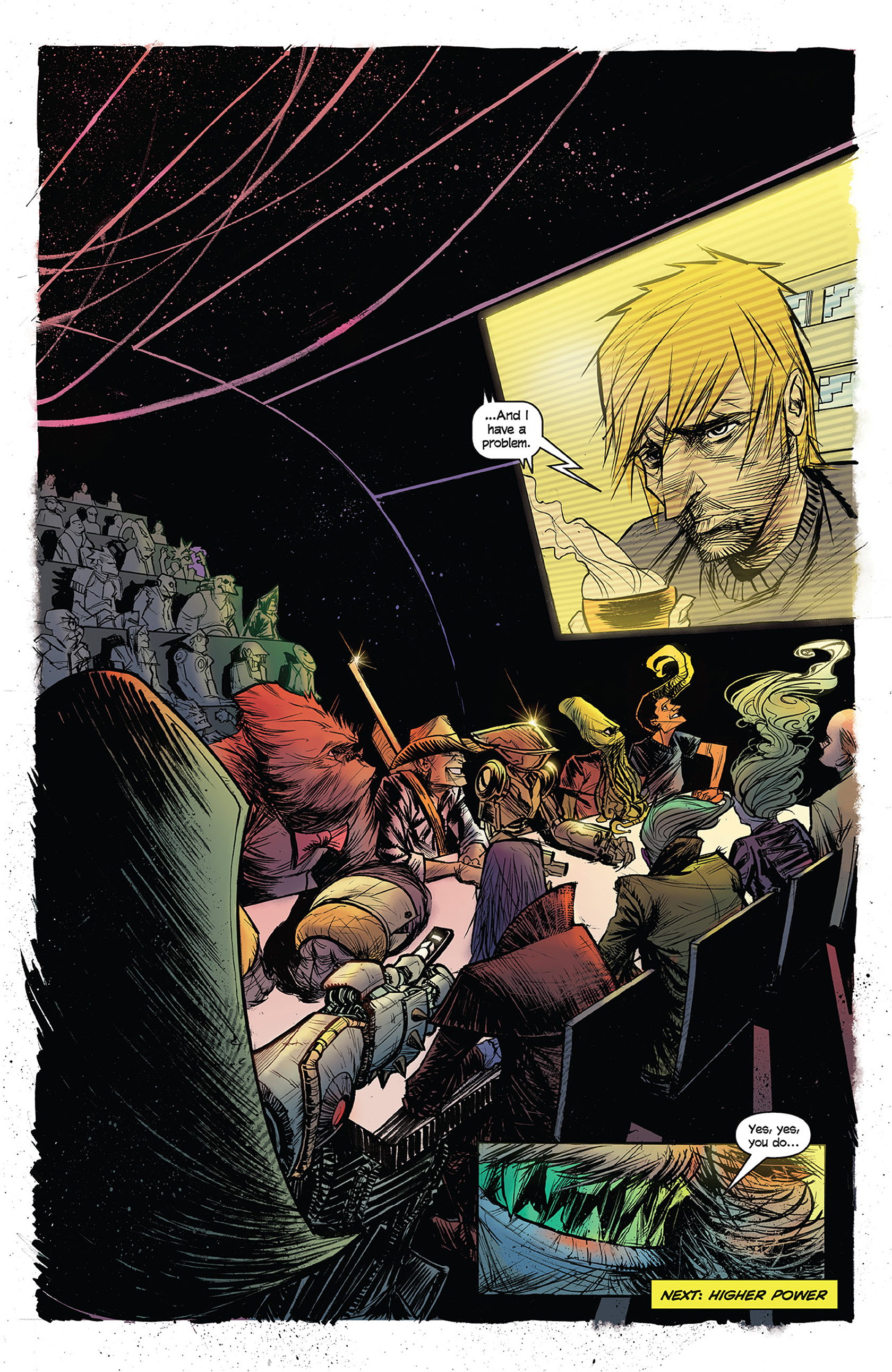 Read online Buzzkill comic -  Issue #1 - 24