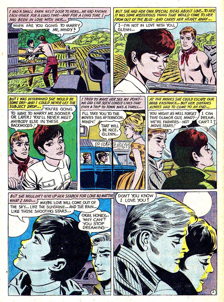 Young Romance issue 149 - Page 10