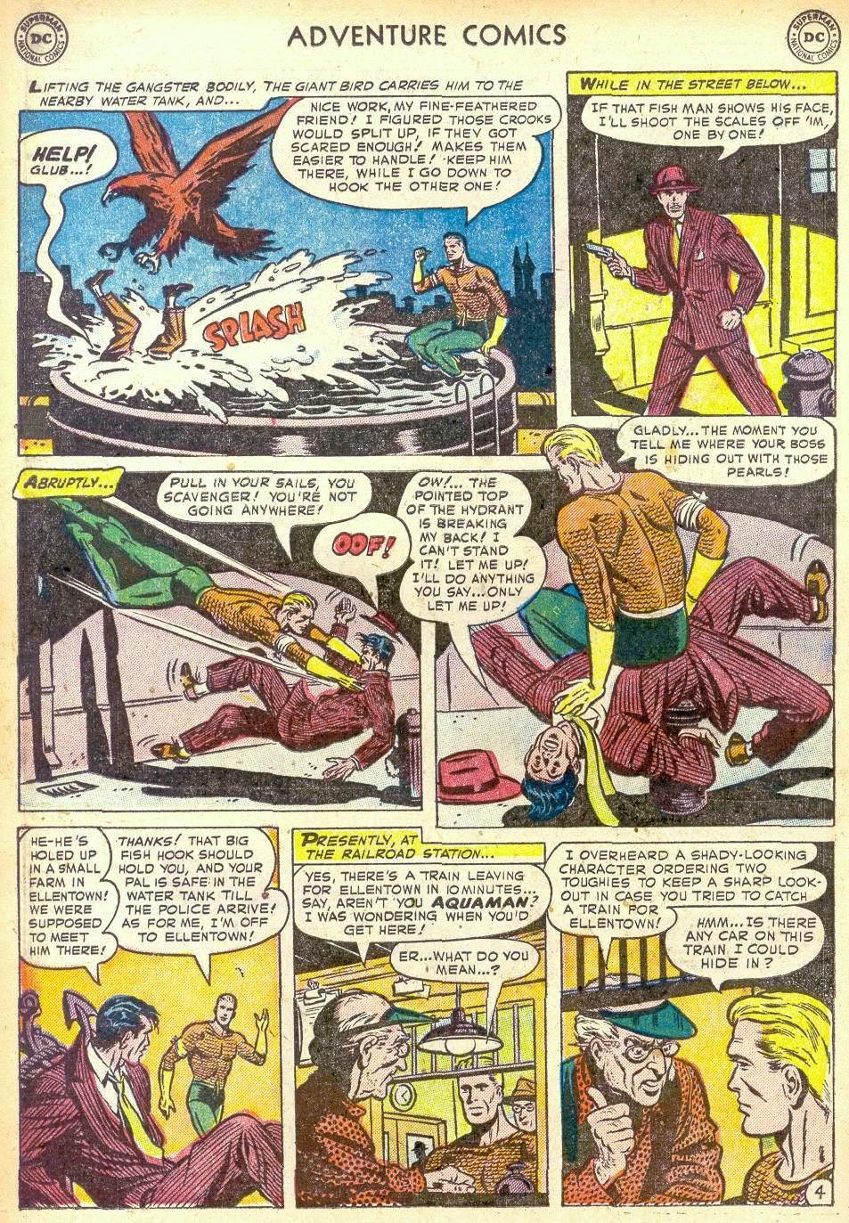 Read online Adventure Comics (1938) comic -  Issue #172 - 20