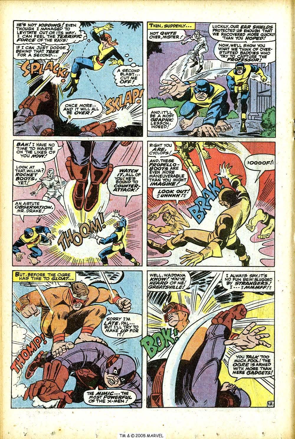 Uncanny X-Men (1963) 76 Page 17