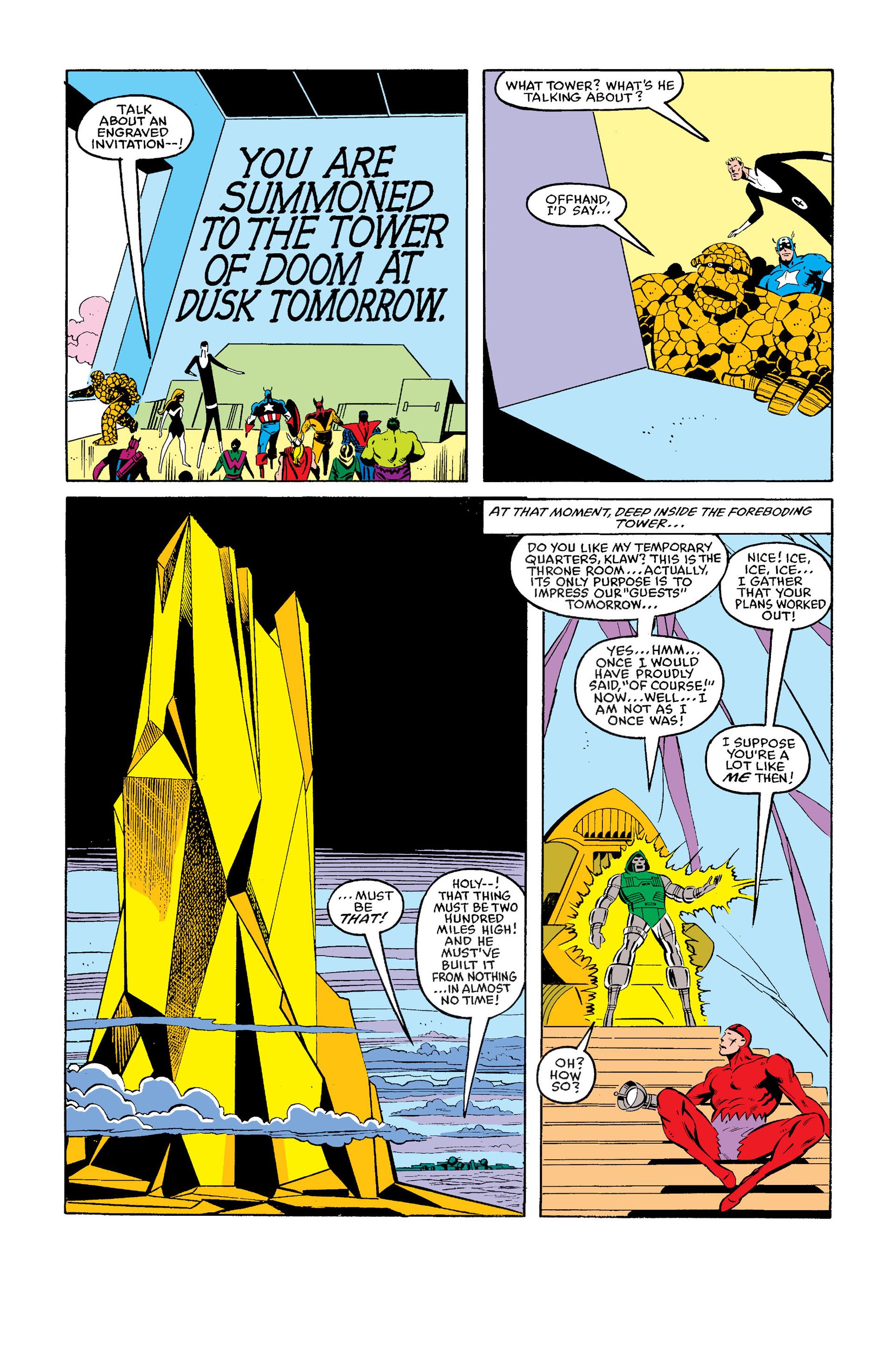 Read online Secret Wars (1985) comic -  Issue #11 - 15