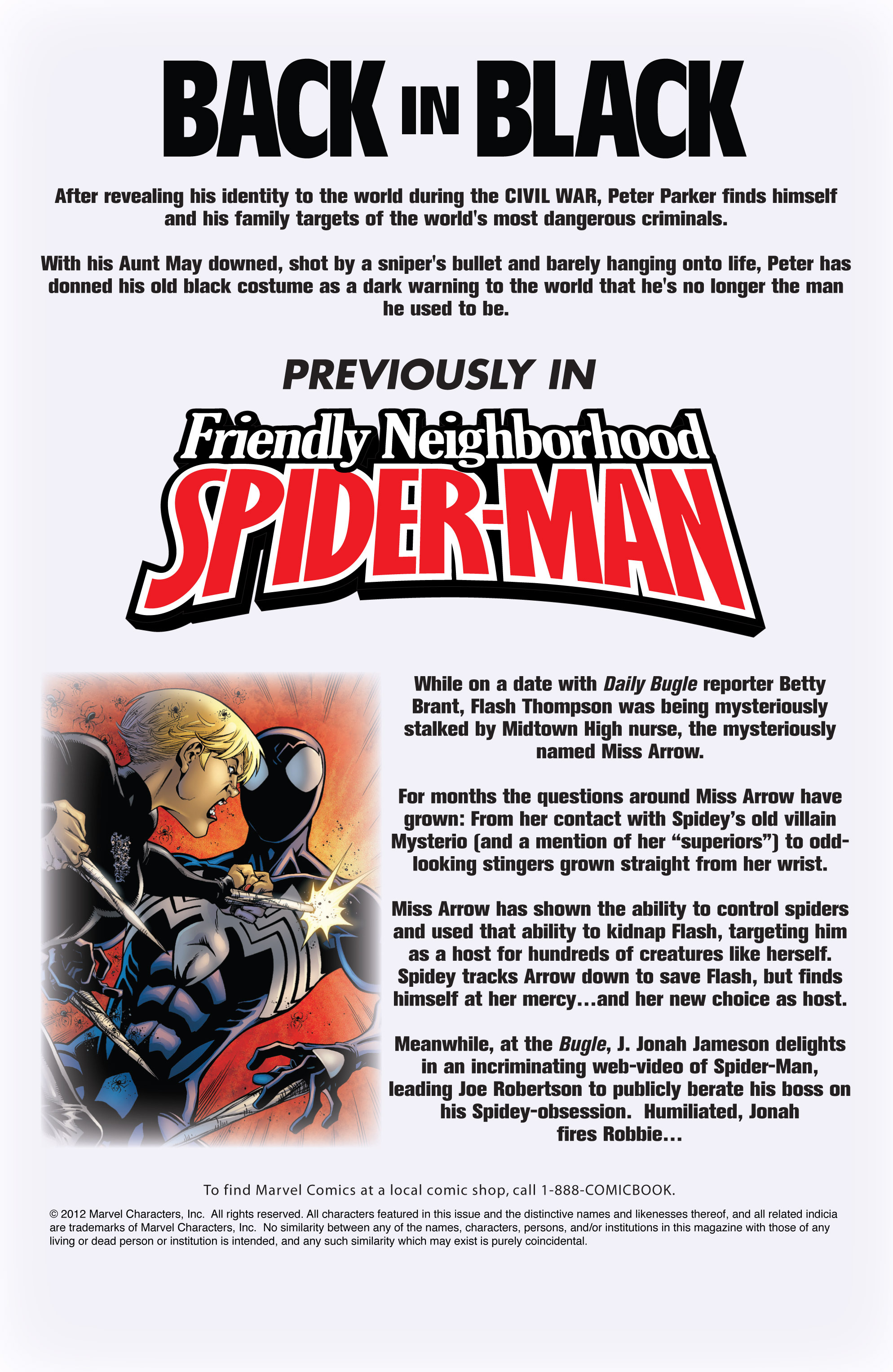 Friendly Neighborhood Spider-Man 22 Page 2