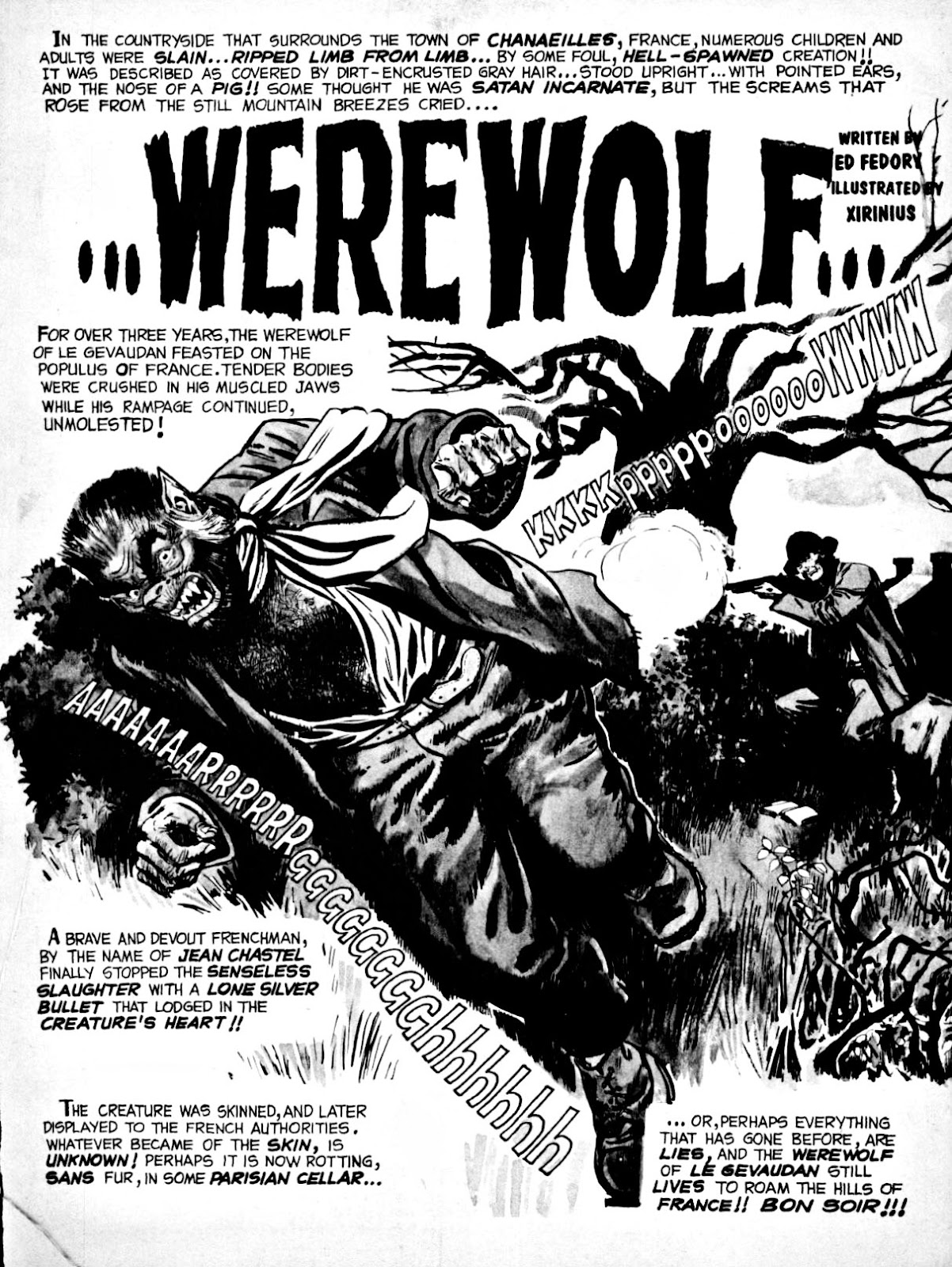 Nightmare (1970) issue 14 - Page 32