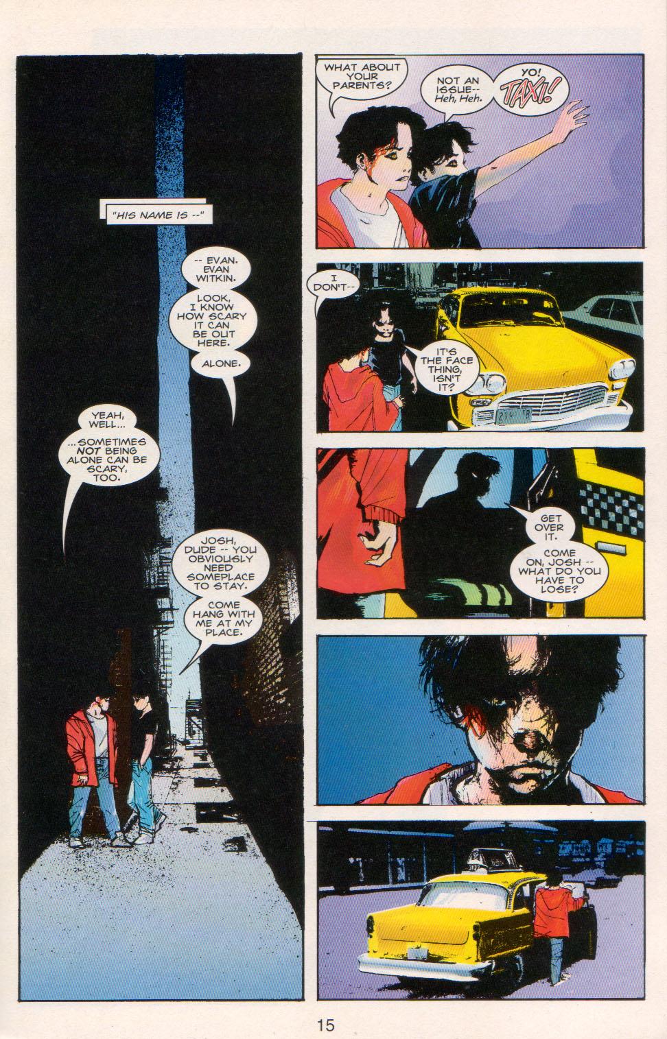 Read online Hellshock comic -  Issue #2 - 17