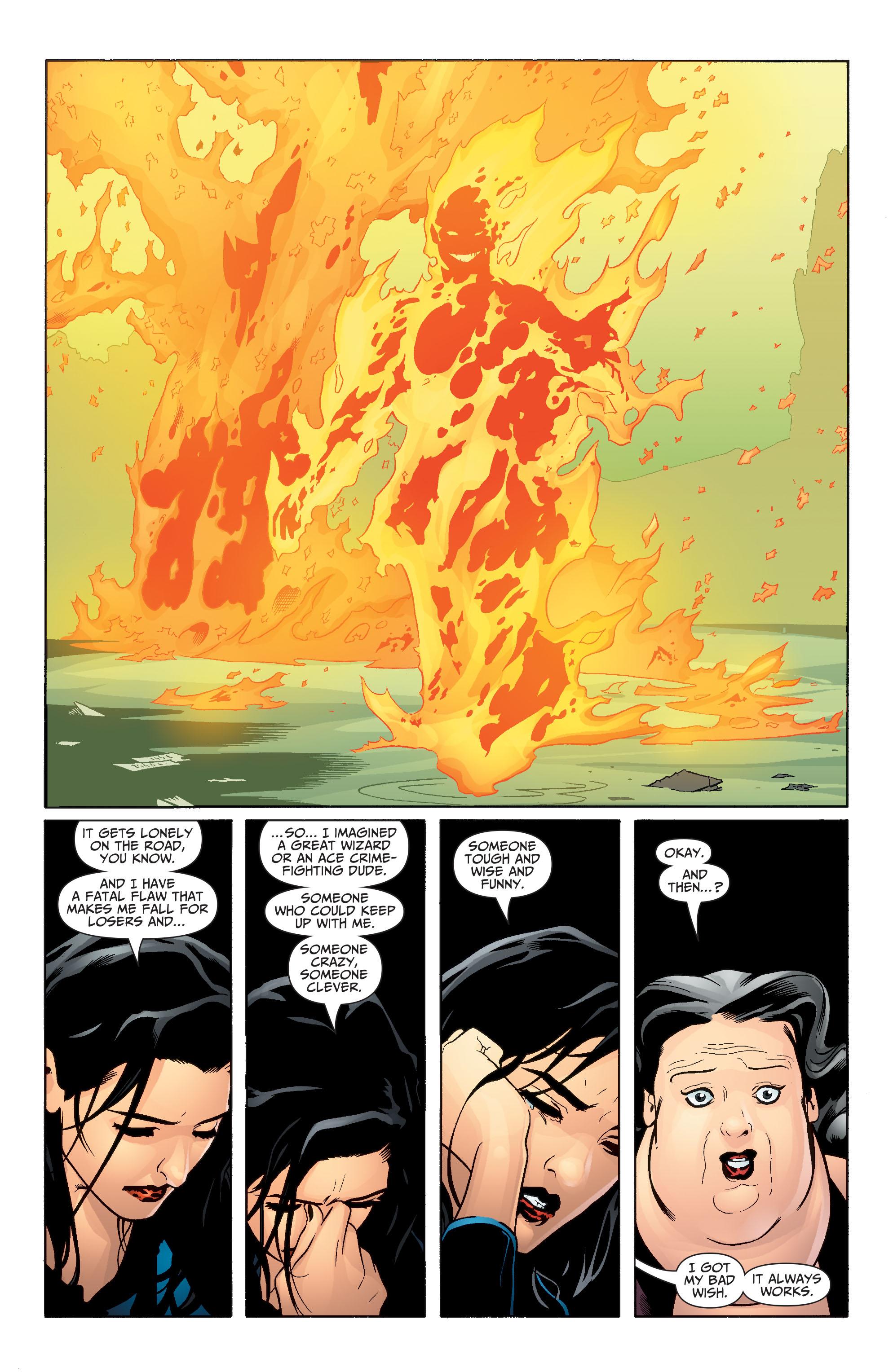 Read online Seven Soldiers: Zatanna comic -  Issue #1 - 16