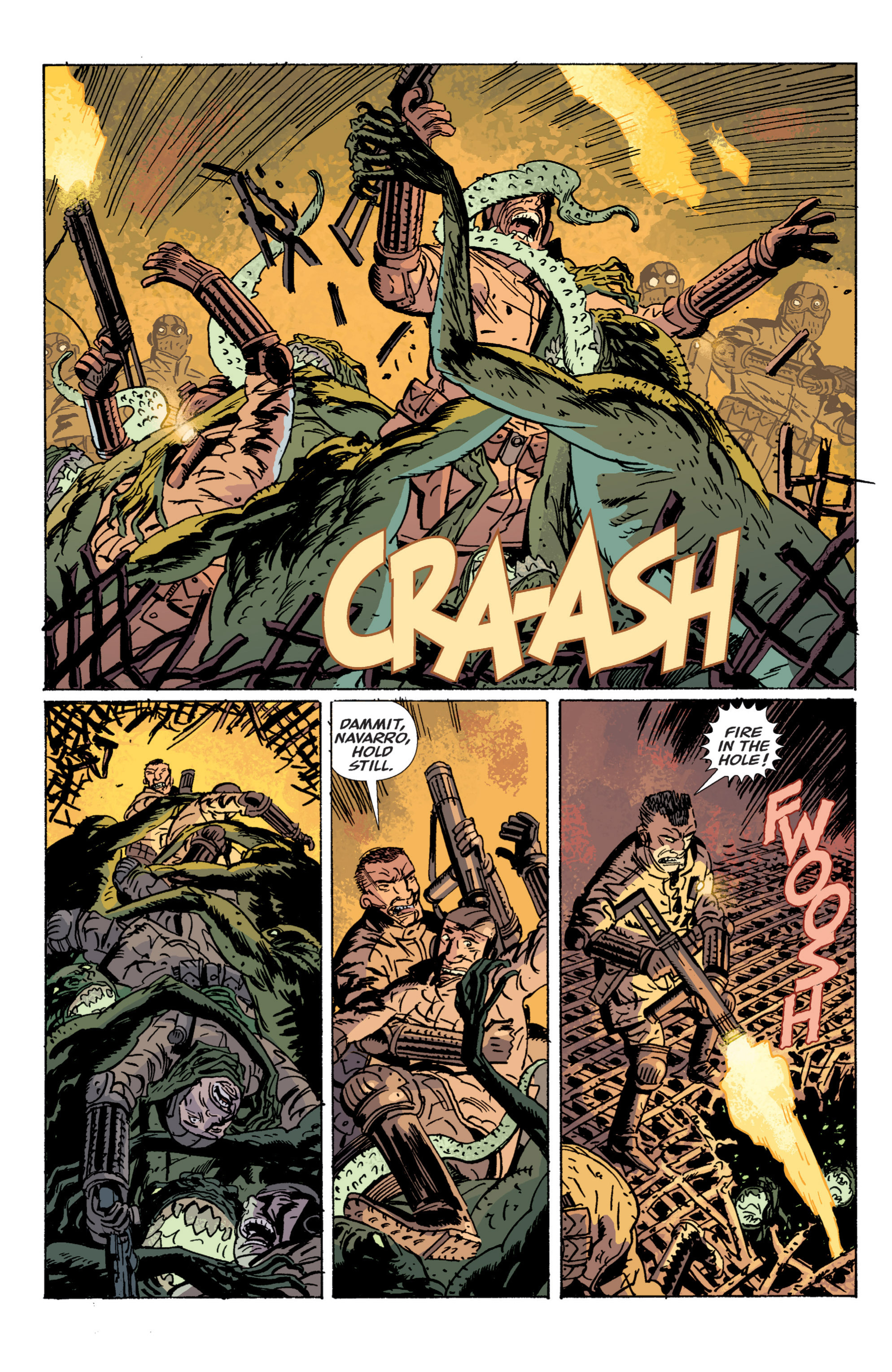 Read online B.P.R.D. (2003) comic -  Issue # TPB 5 - 16