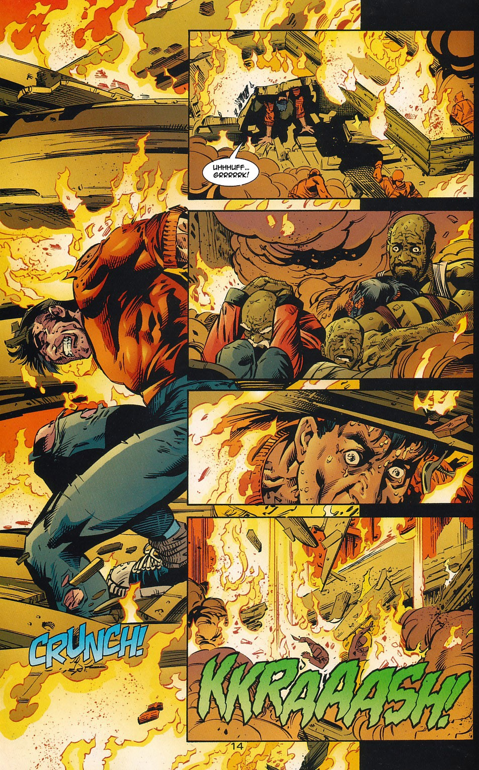 Read online JLA Superpower comic -  Issue # Full - 15