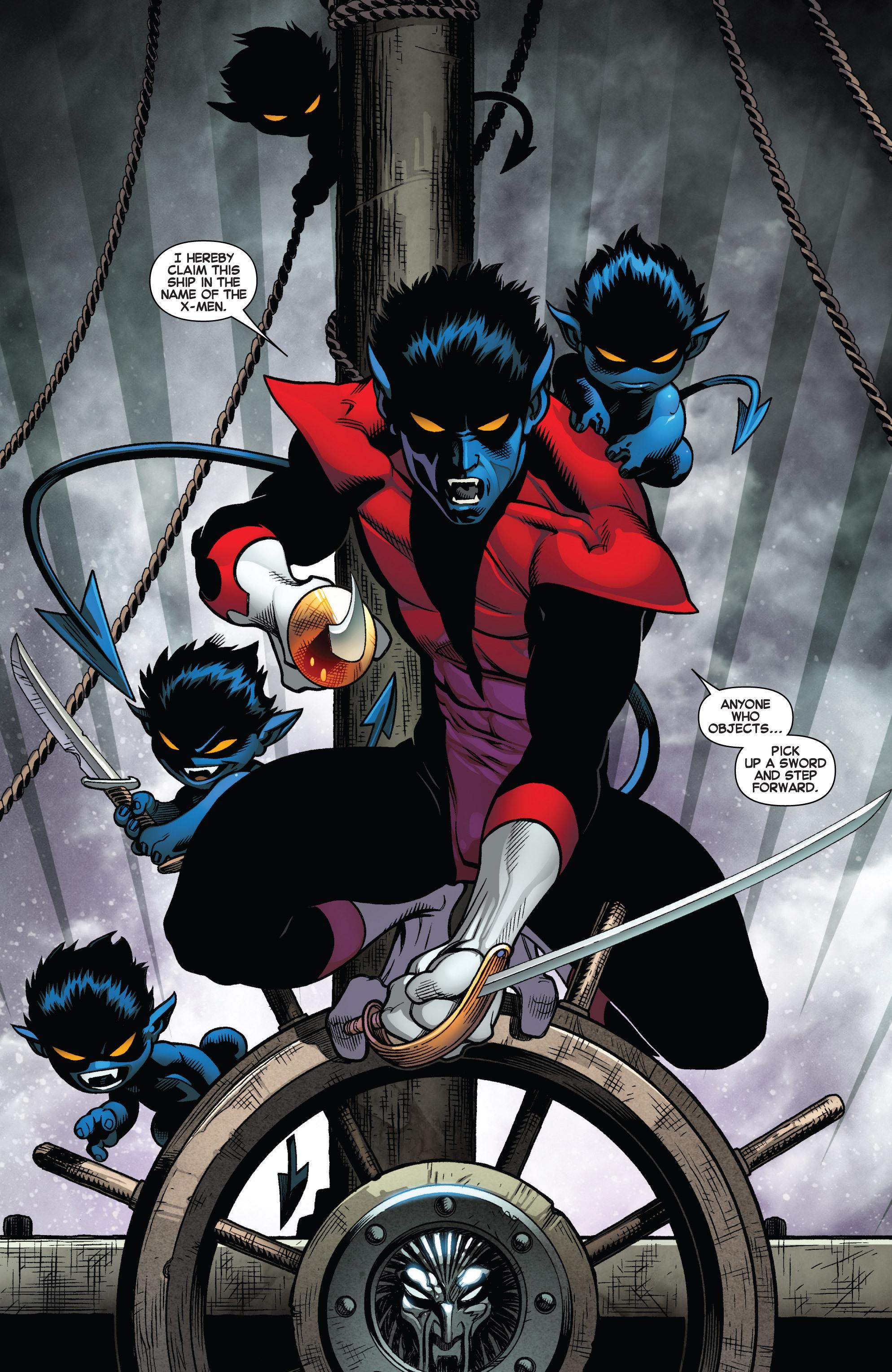 Read online Amazing X-Men (2014) comic -  Issue #3 - 14