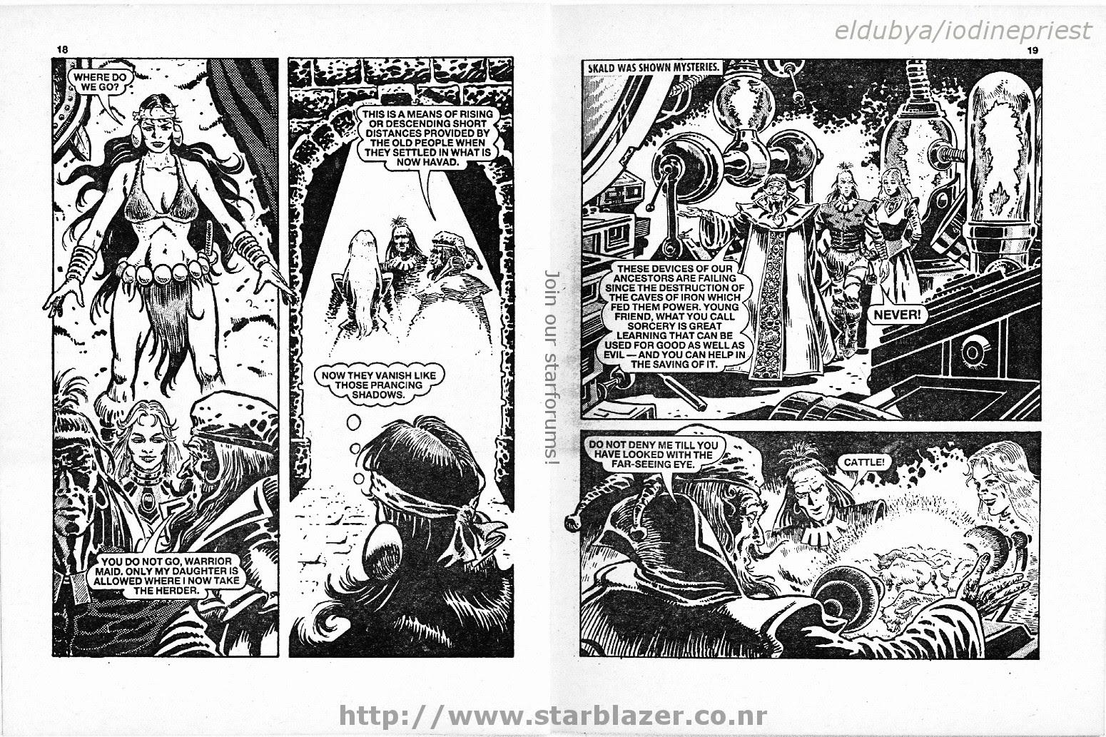 Starblazer issue 267 - Page 11