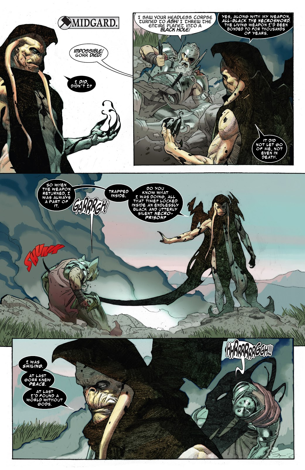 Read online King Thor comic -  Issue #2 - 3
