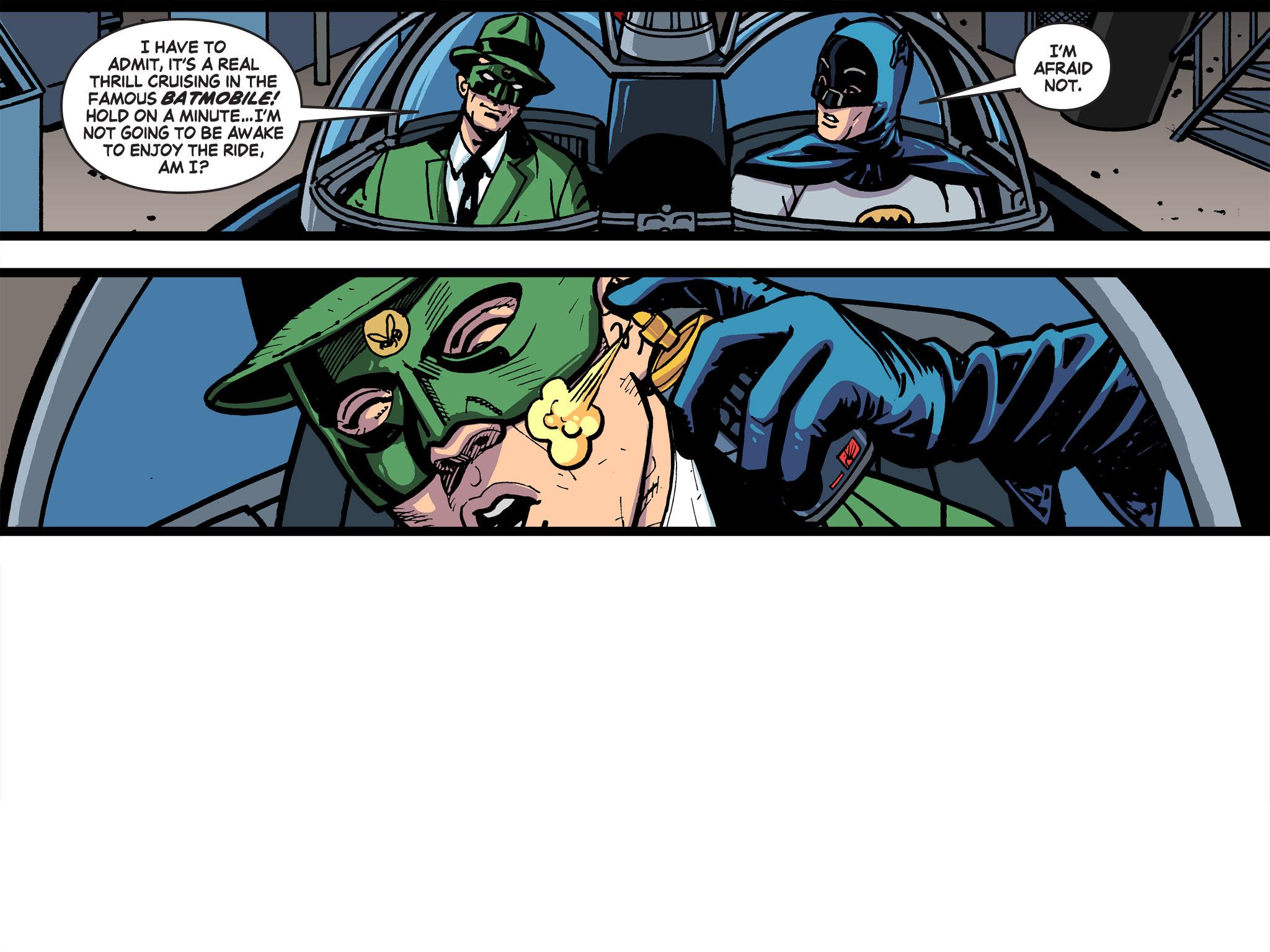 Read online Batman '66 Meets the Green Hornet [II] comic -  Issue #5 - 75