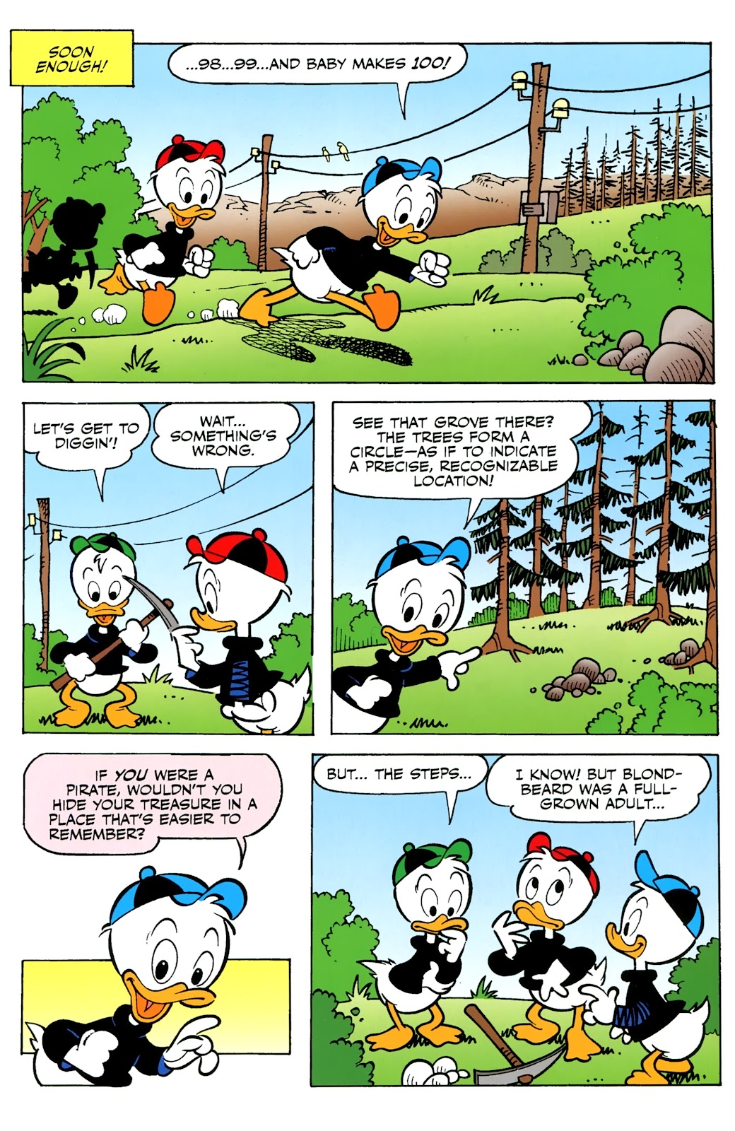 Walt Disney's Comics and Stories issue 730 - Page 33