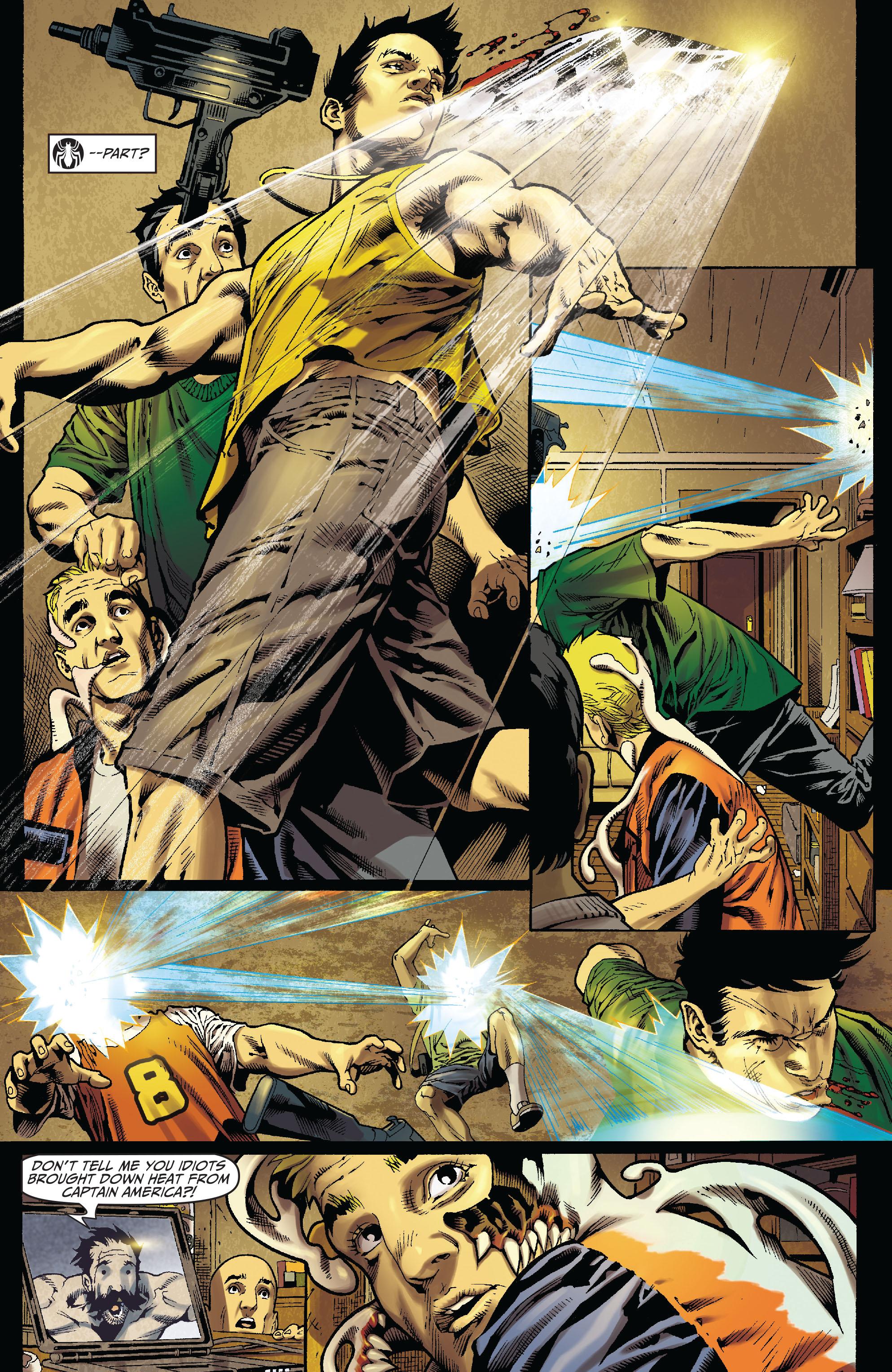 Read online Amazing Spider-Man Presents: Anti-Venom - New Ways To Live comic -  Issue #1 - 17