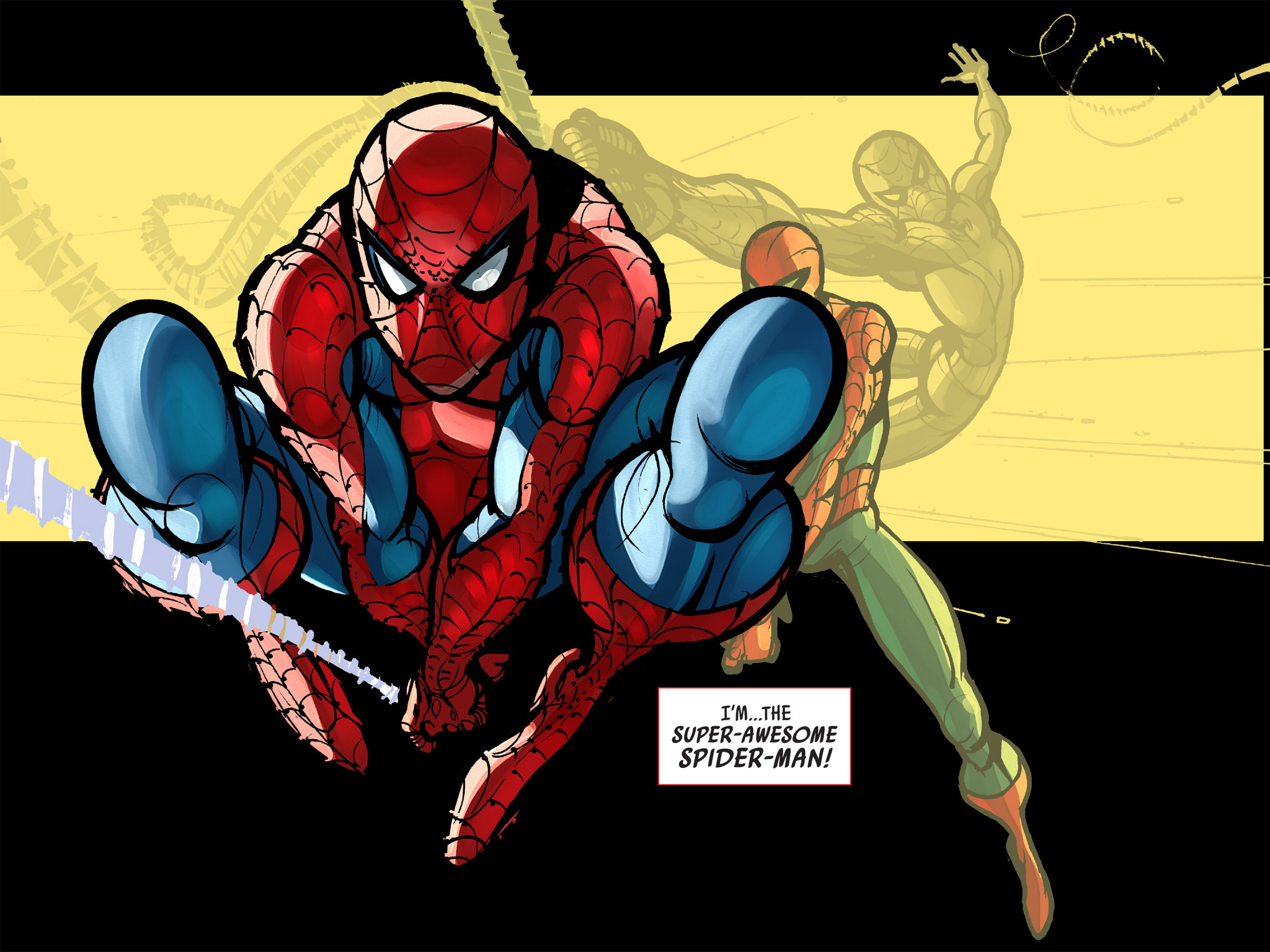 Read online Amazing Spider-Man: Who Am I? comic -  Issue # Full (Part 1) - 231