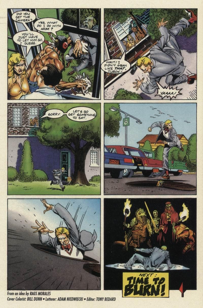 Read online Turok, Dinosaur Hunter (1993) comic -  Issue #13 - 22