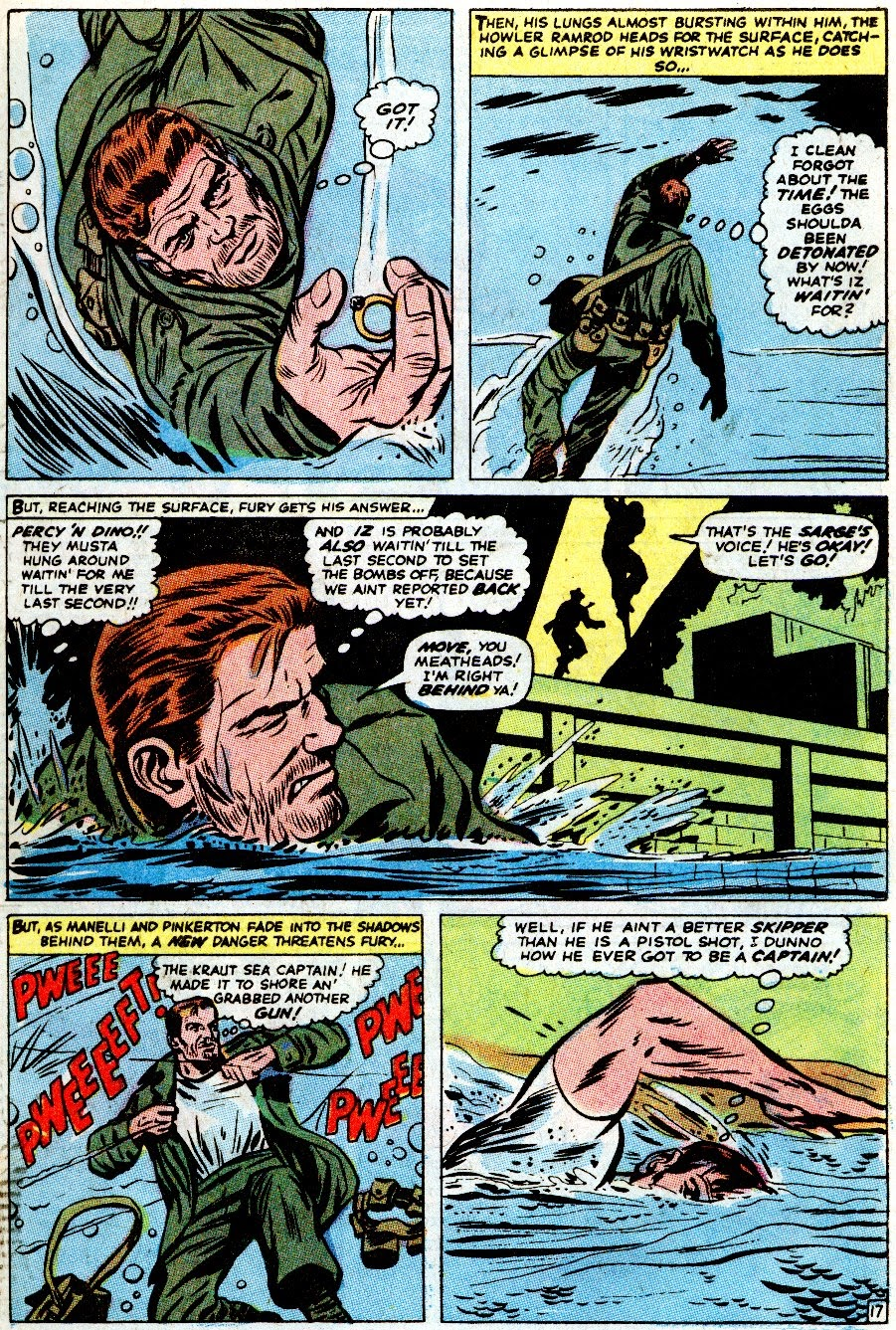 Sgt. Fury issue _Special_6 - Page 31