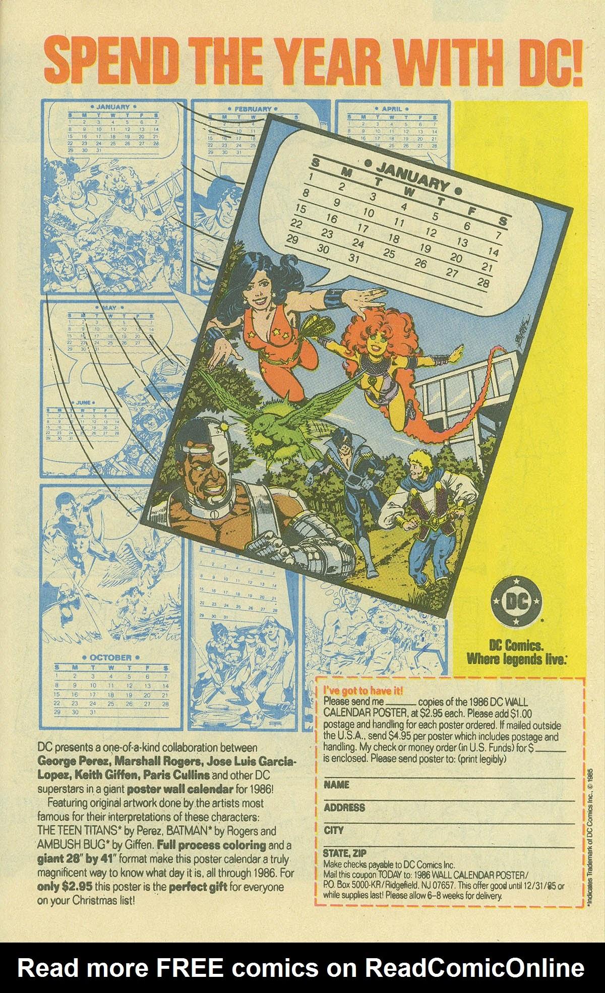 Read online Sgt. Rock comic -  Issue #408 - 28