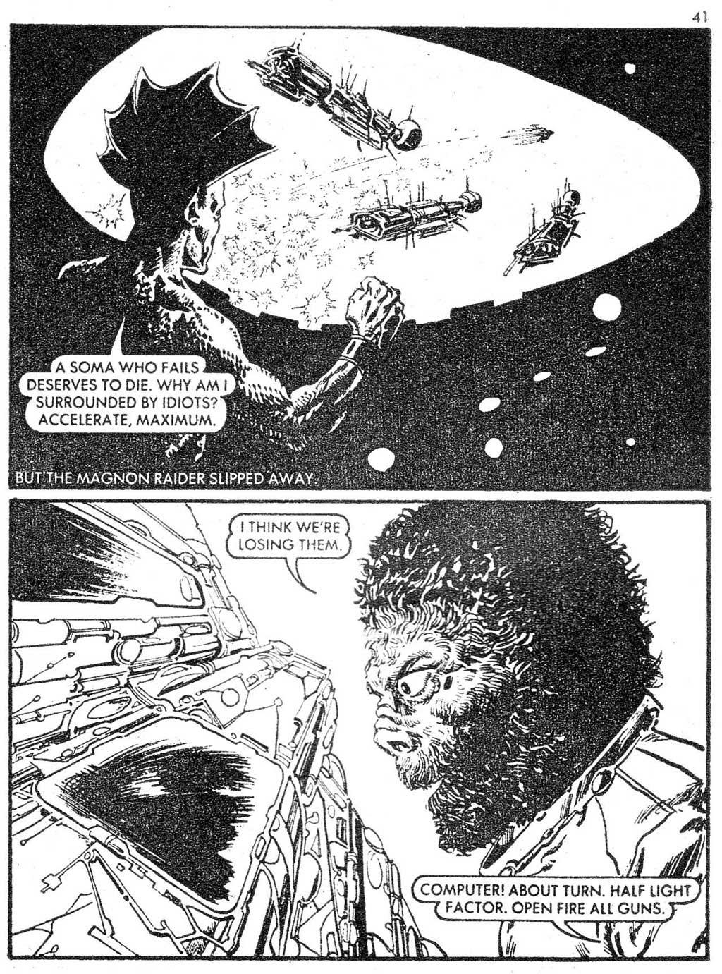 Starblazer issue 16 - Page 41