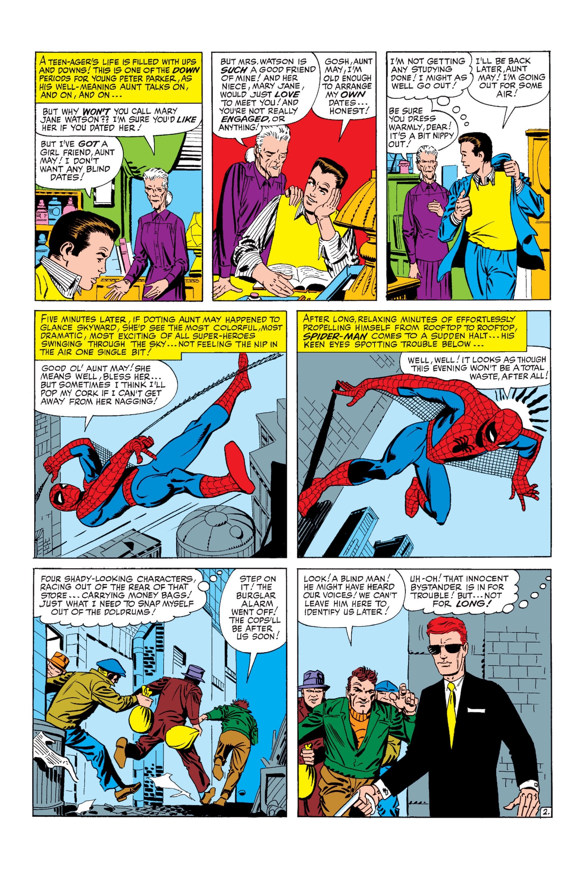 The Amazing Spider-Man (1963) 16 Page 2