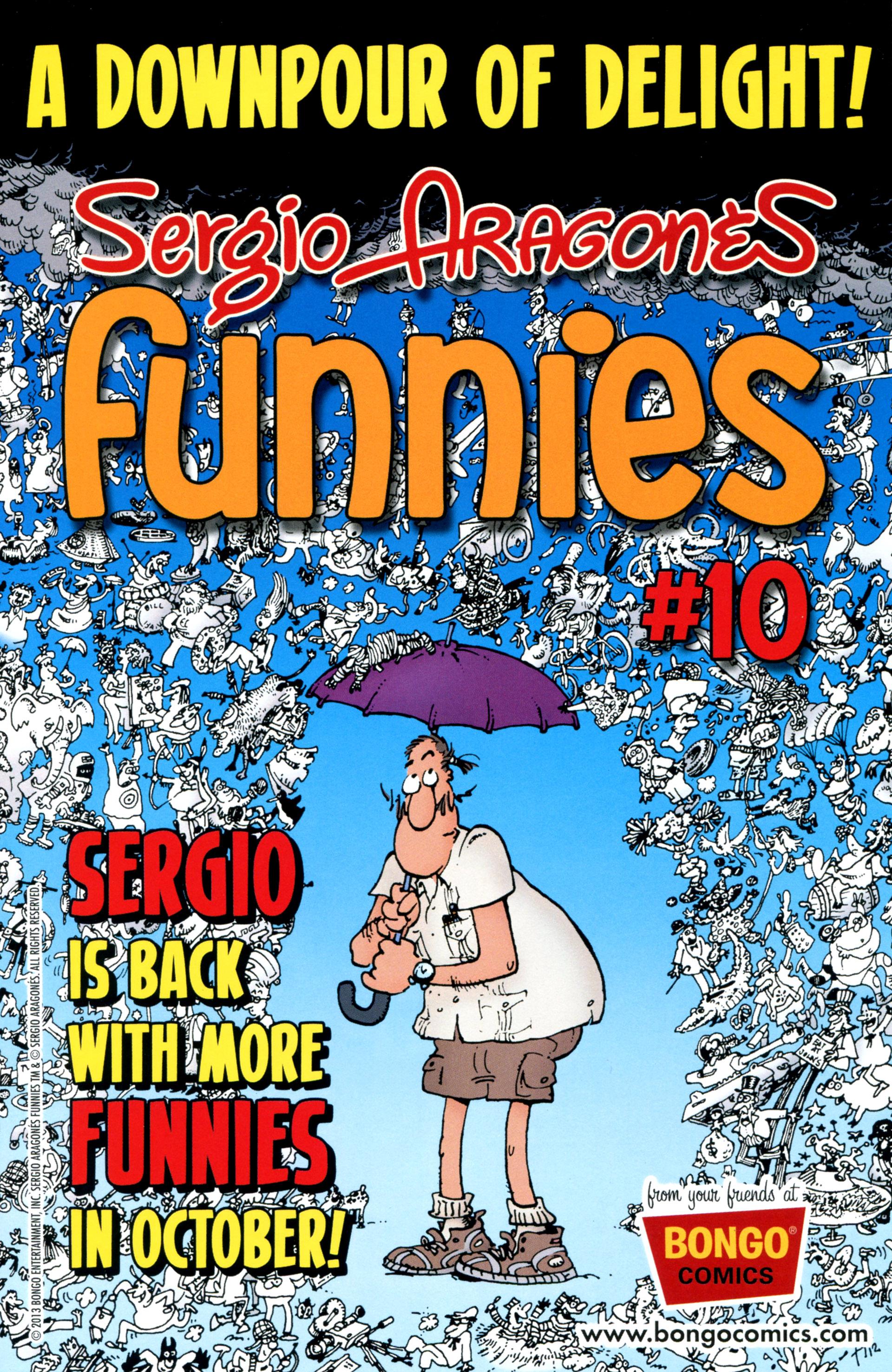 Read online Simpsons Comics comic -  Issue #205 - 26