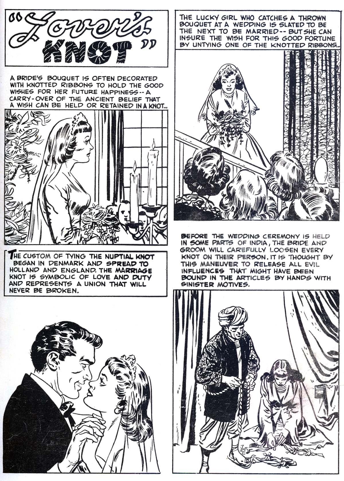 Read online Secret Hearts comic -  Issue #38 - 35
