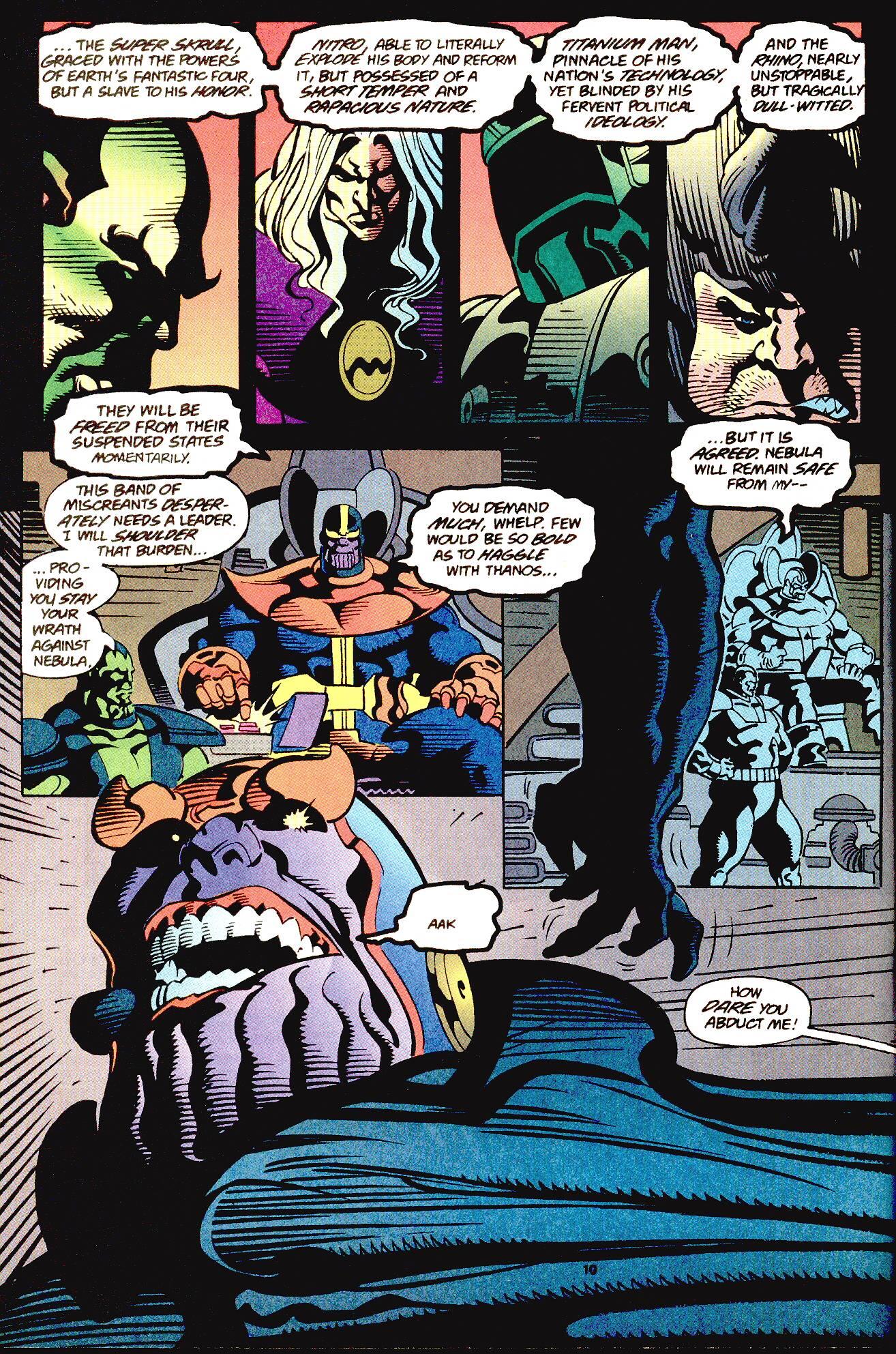 Read online Secret Defenders comic -  Issue #12 - 6
