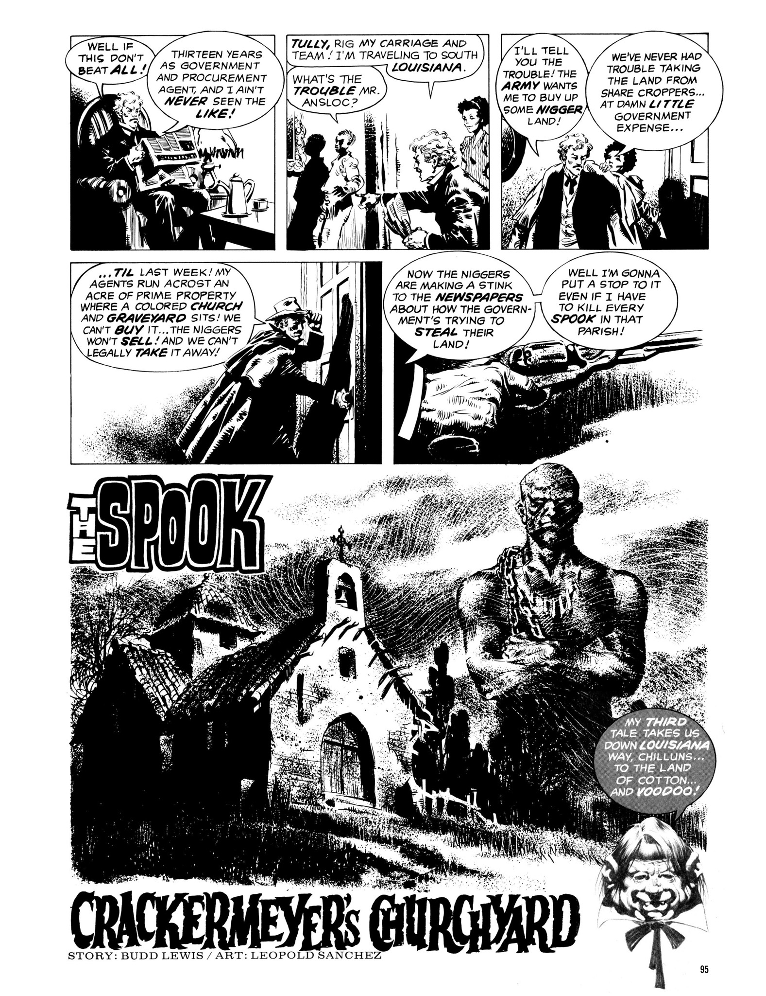 Read online Eerie Archives comic -  Issue # TPB 13 - 96