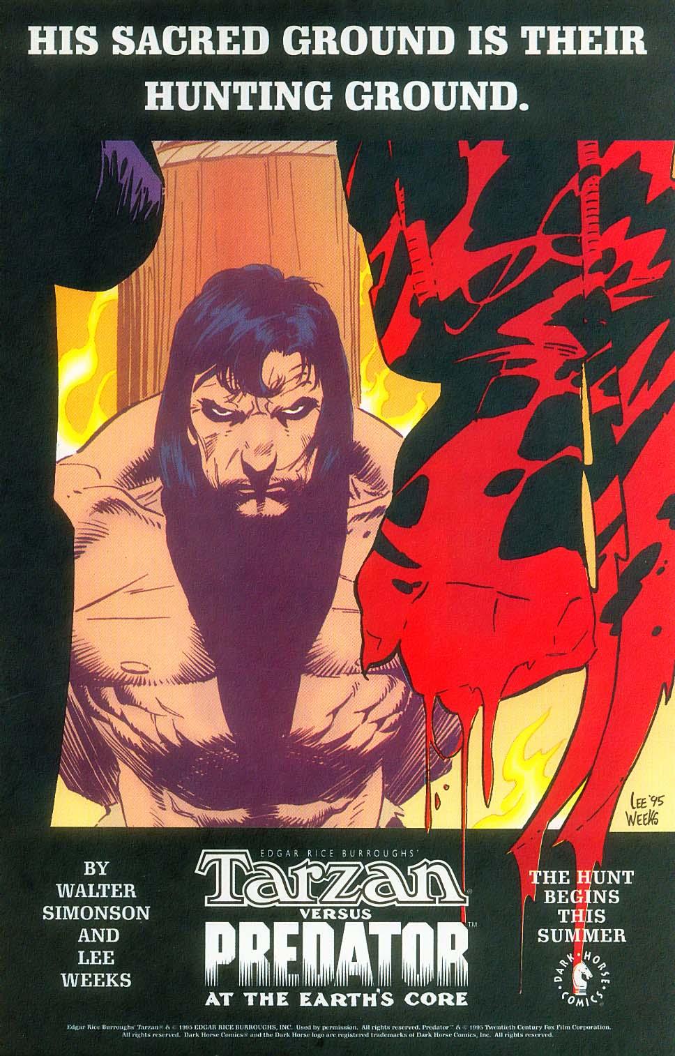 Godzilla (1995) Issue #3 #4 - English 33