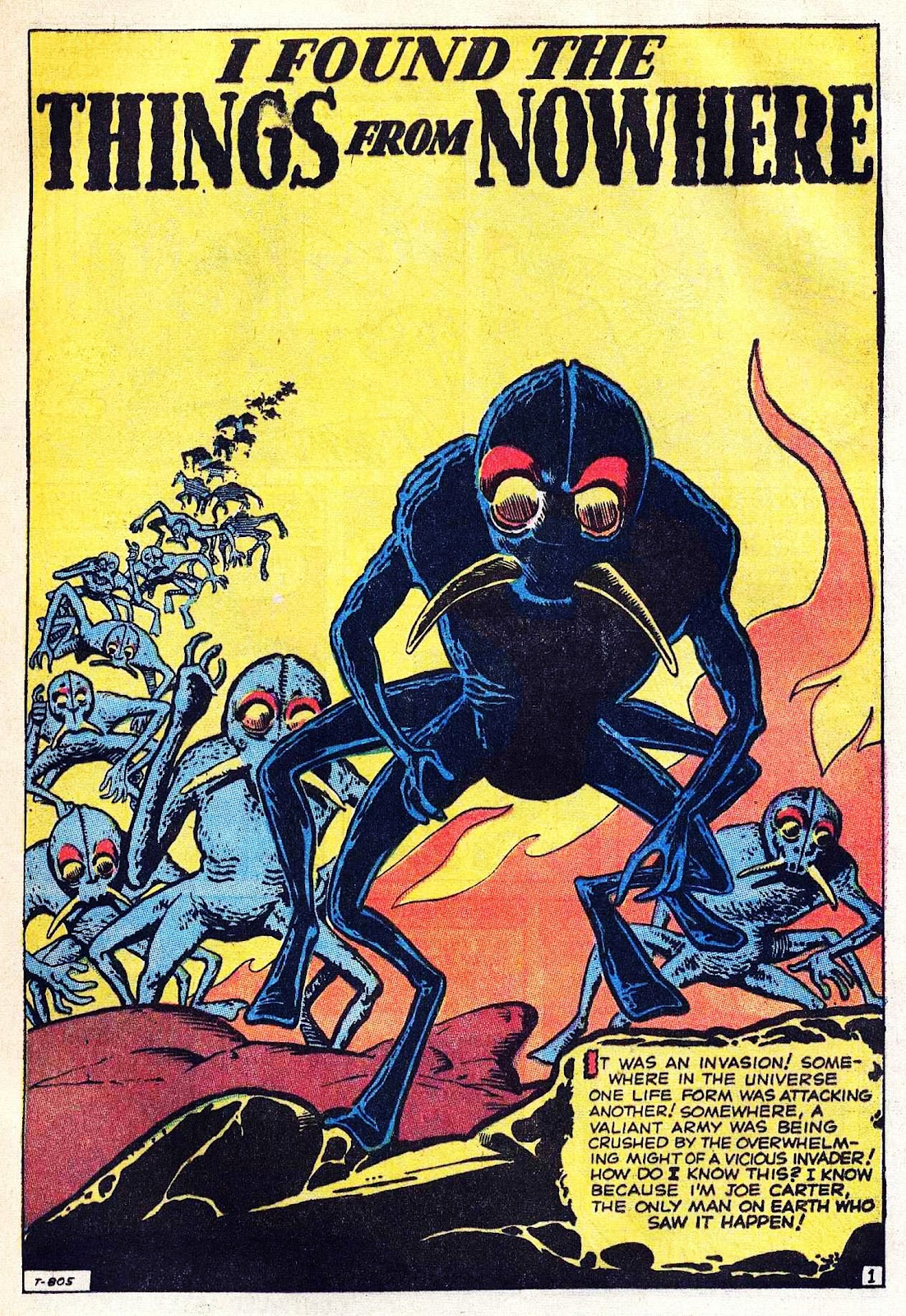 Where Monsters Dwell (1970) issue 9 - Page 14