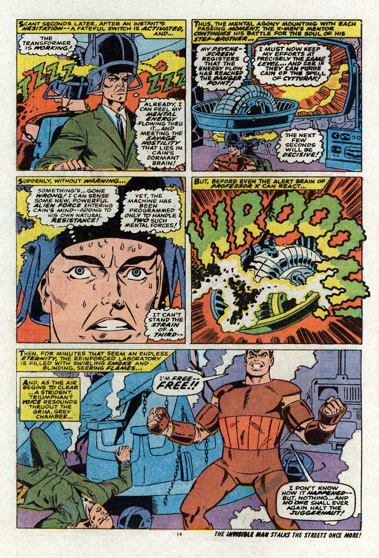Uncanny X-Men (1963) 80 Page 15