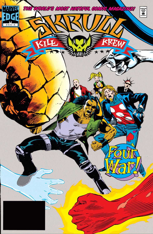 Read online Skrull Kill Krew (1995) comic -  Issue #4 - 1