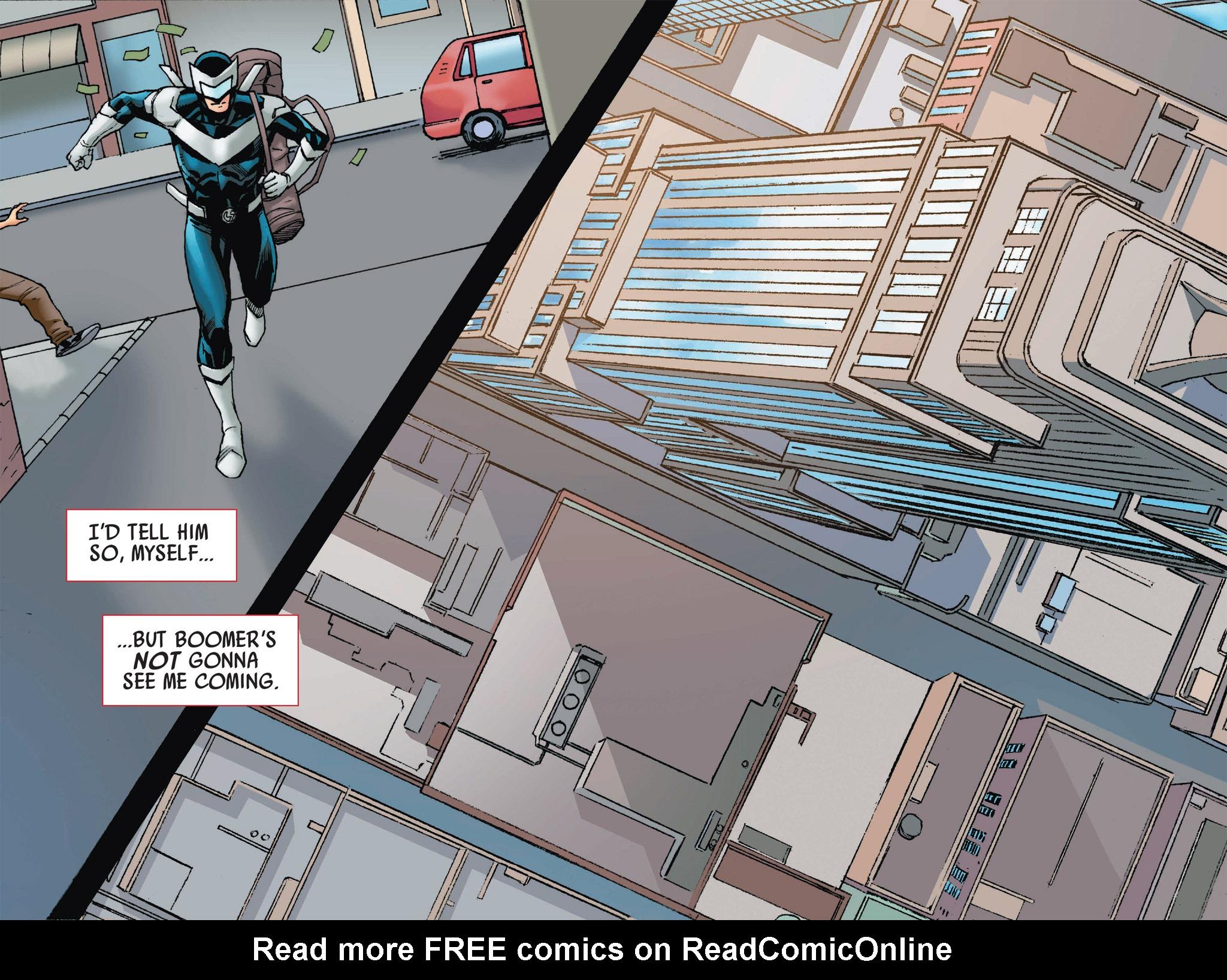 Read online Ultimate Spider-Man (Infinite Comics) (2016) comic -  Issue #2 - 19