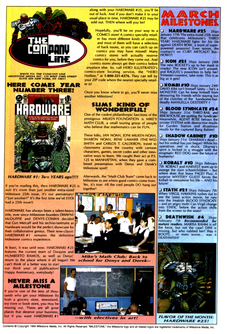 Read online Shadow Cabinet comic -  Issue #10 - 15