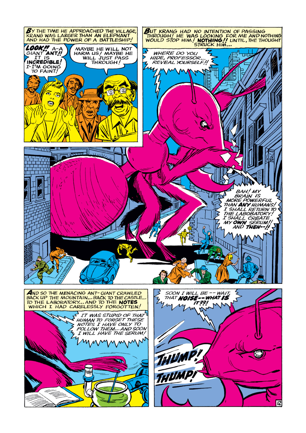 Tales to Astonish (1959) issue 14 - Page 14