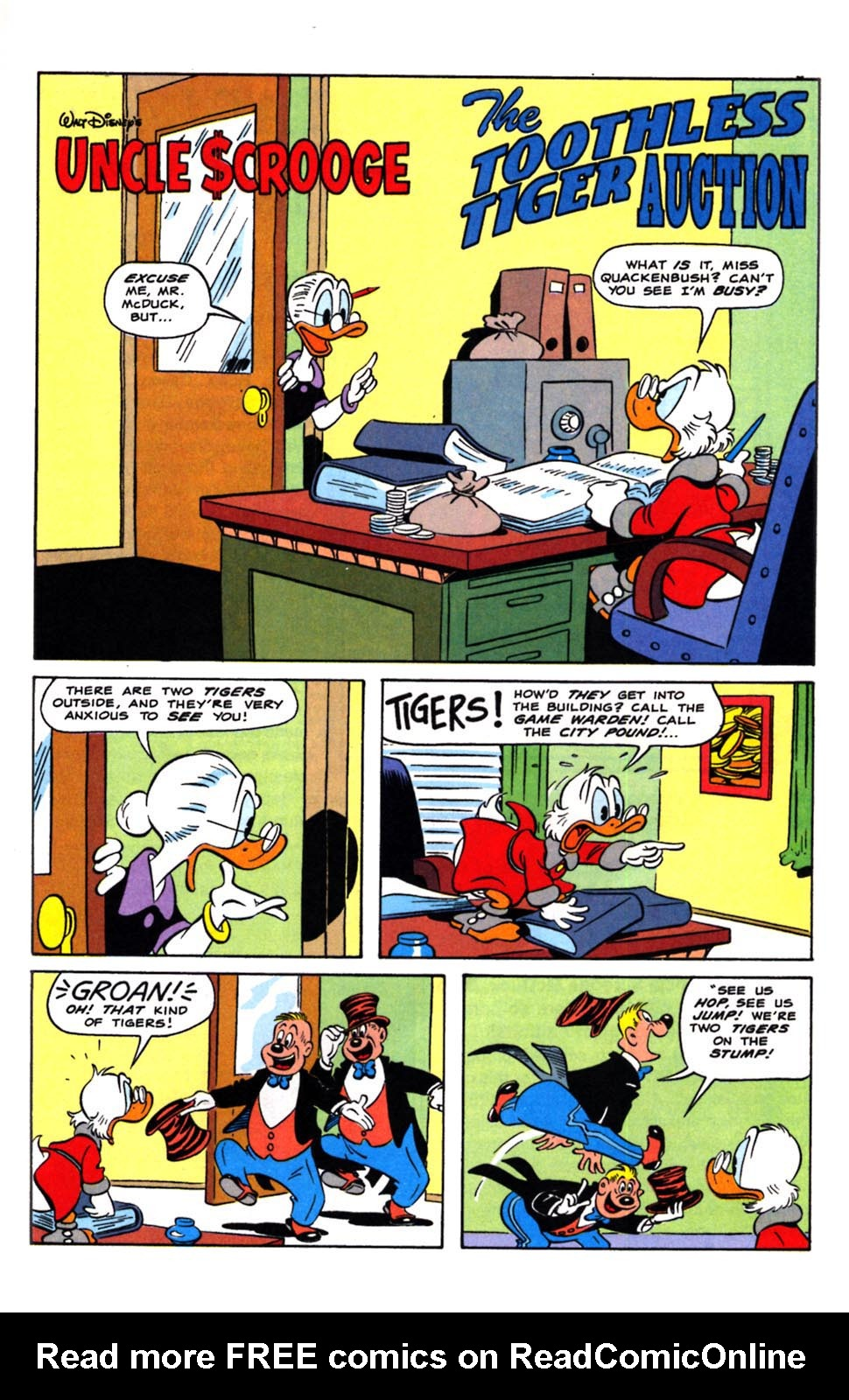 Read online Uncle Scrooge (1953) comic -  Issue #244 - 24