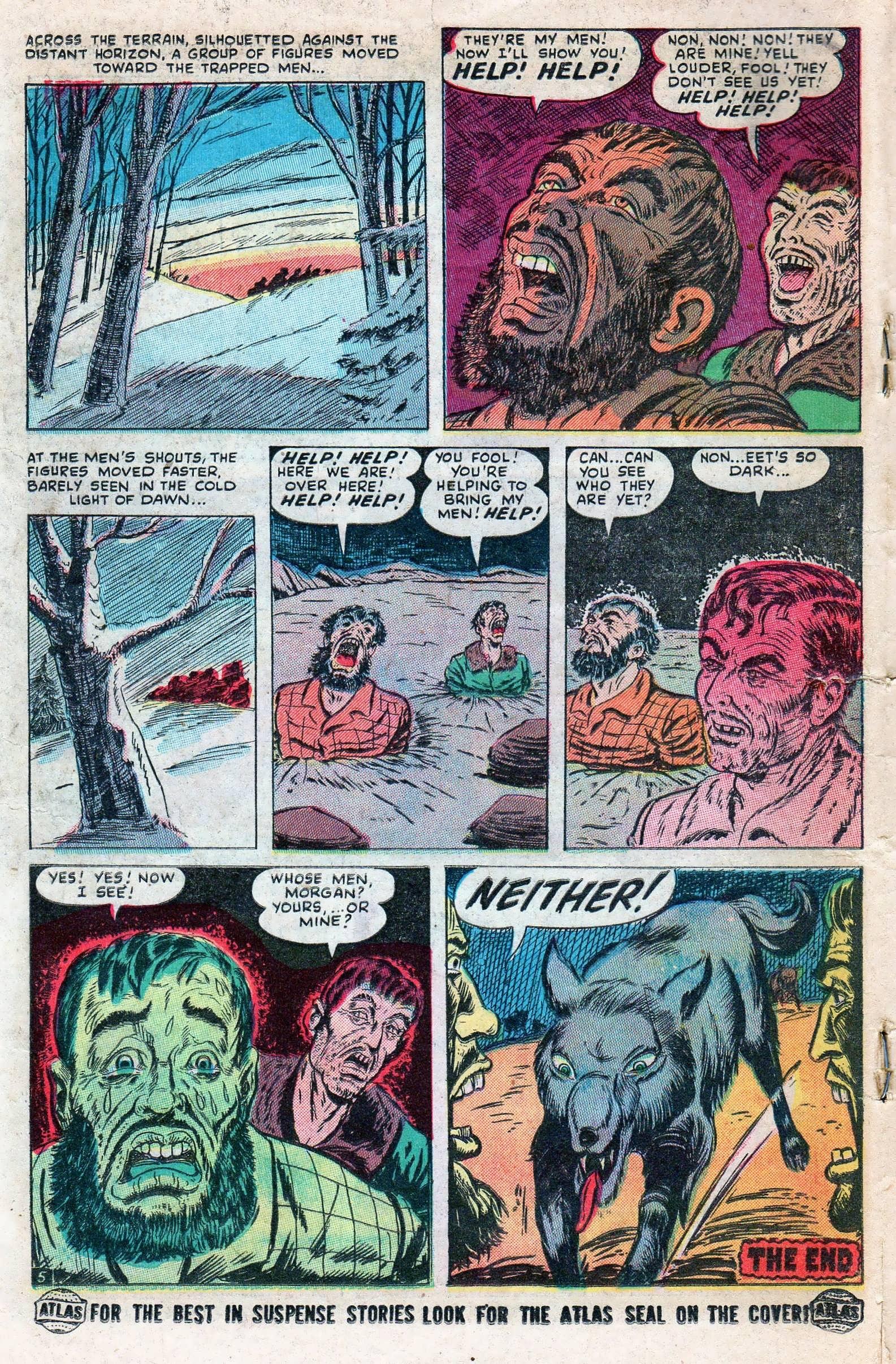Read online Adventures into Weird Worlds comic -  Issue #11 - 18