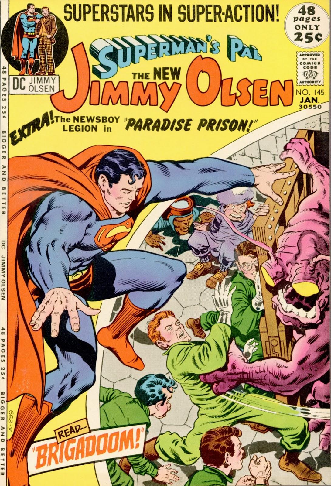 Supermans Pal Jimmy Olsen (1954) 145 Page 1