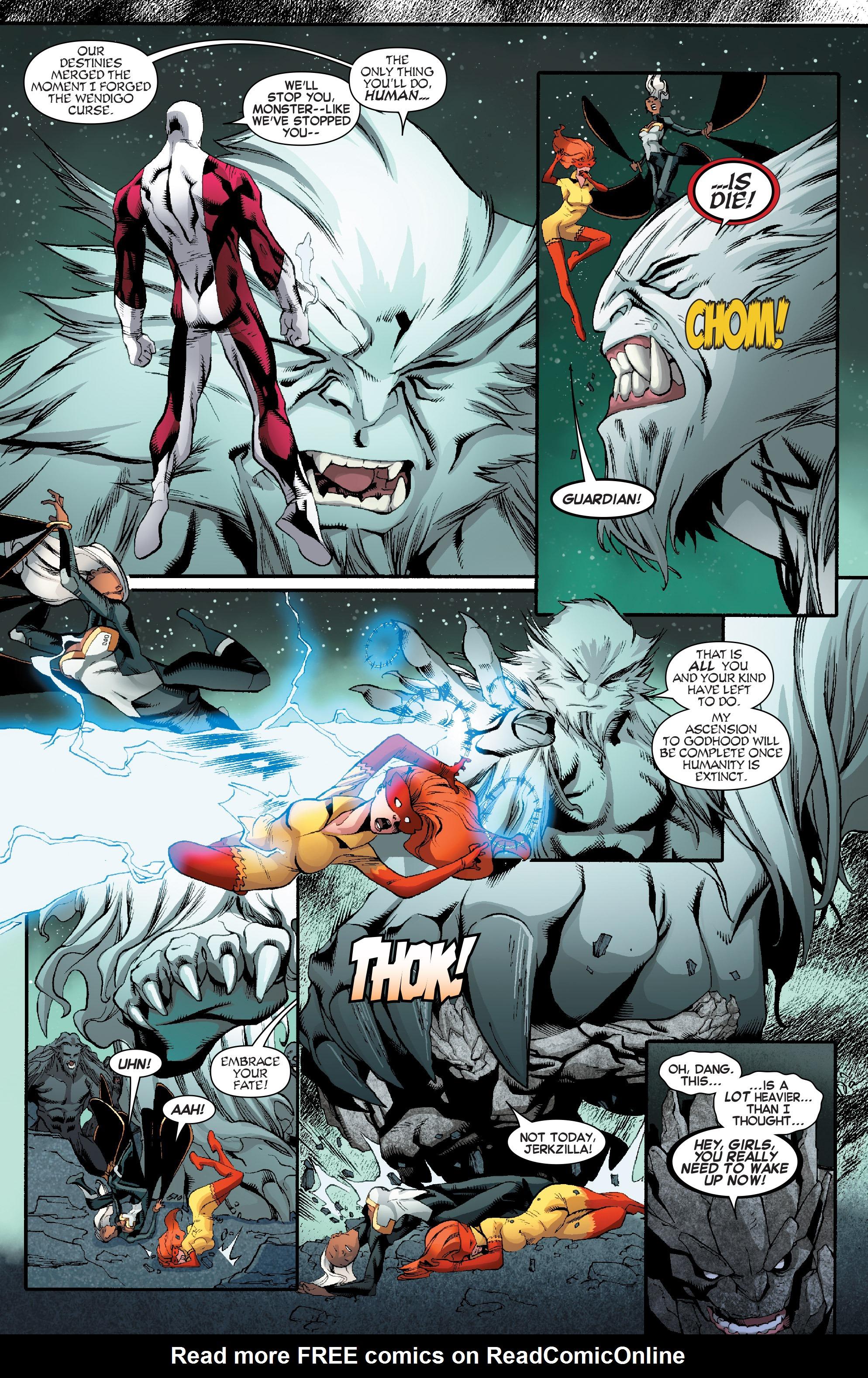 Read online Amazing X-Men (2014) comic -  Issue #12 - 6