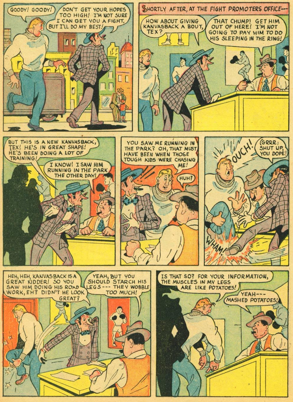 Captain Marvel, Jr. issue 82 - Page 14